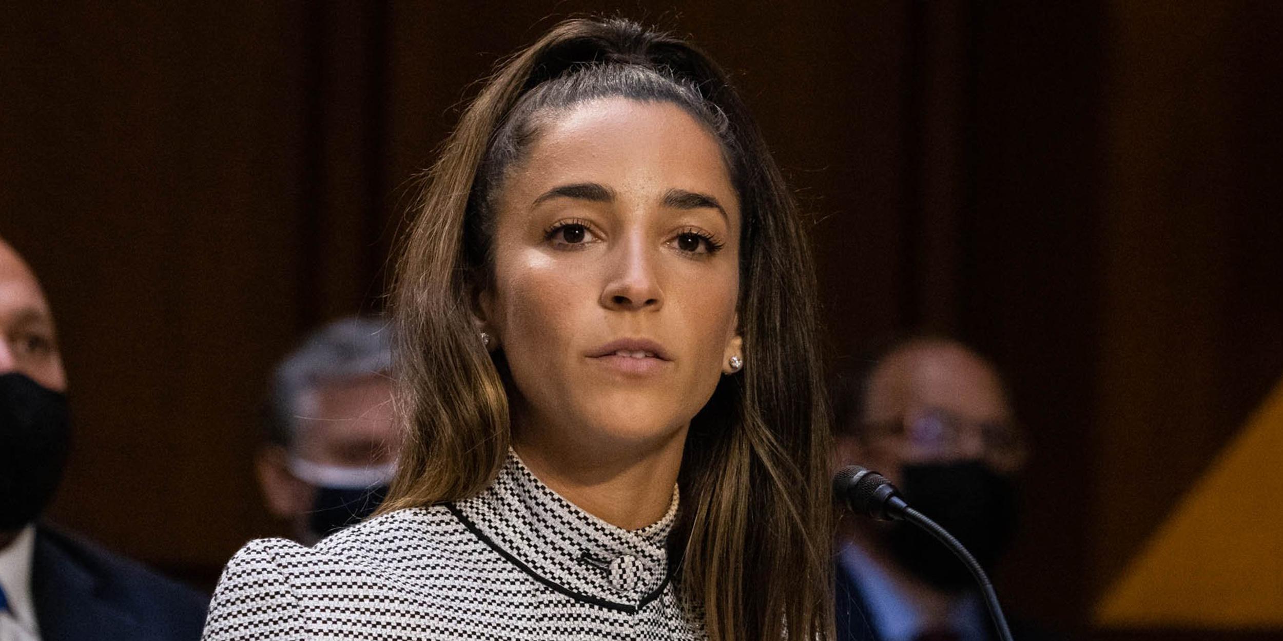 Aly Raisman recounts FBI agent 'diminishing' her abuse when she reported Nassar