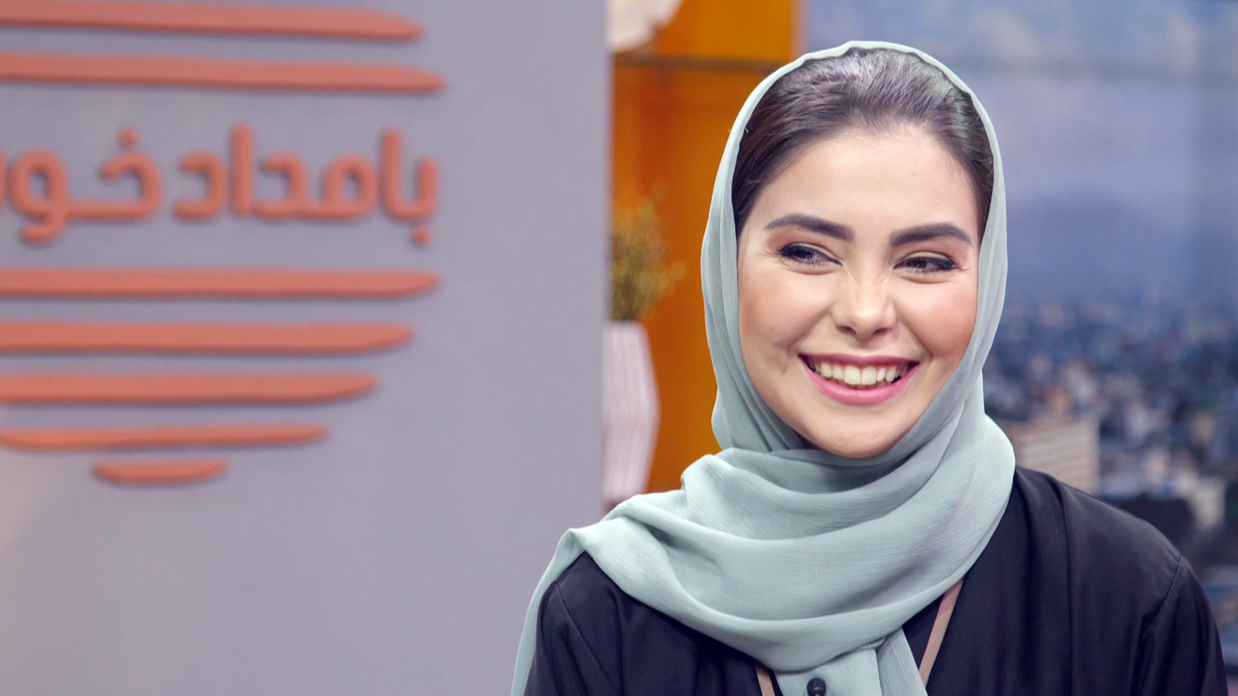 She hosts a morning show in Afghanistan. What her career looks like under Taliban rule.