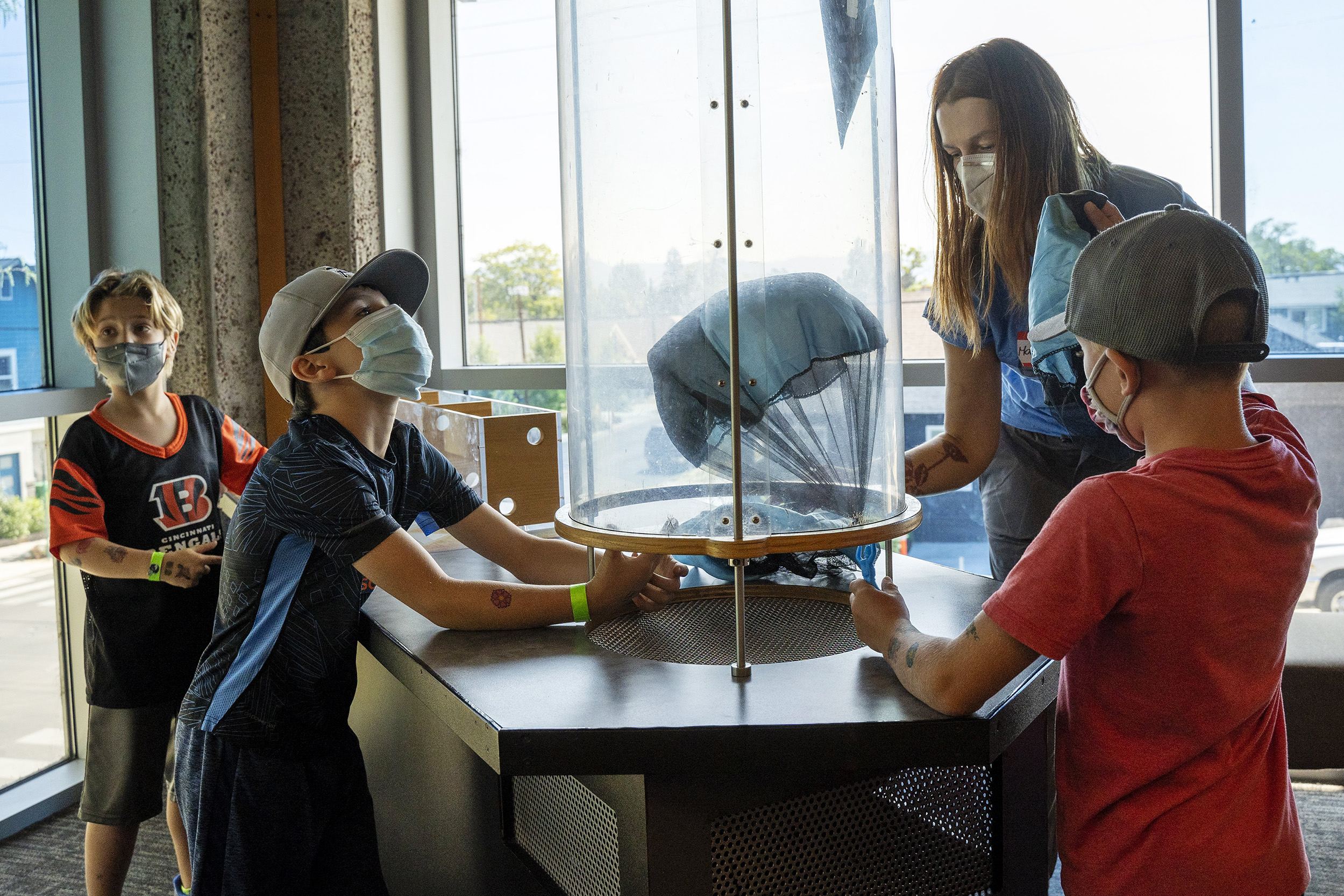 Camp helps children cope with trauma, one natural disaster at a time