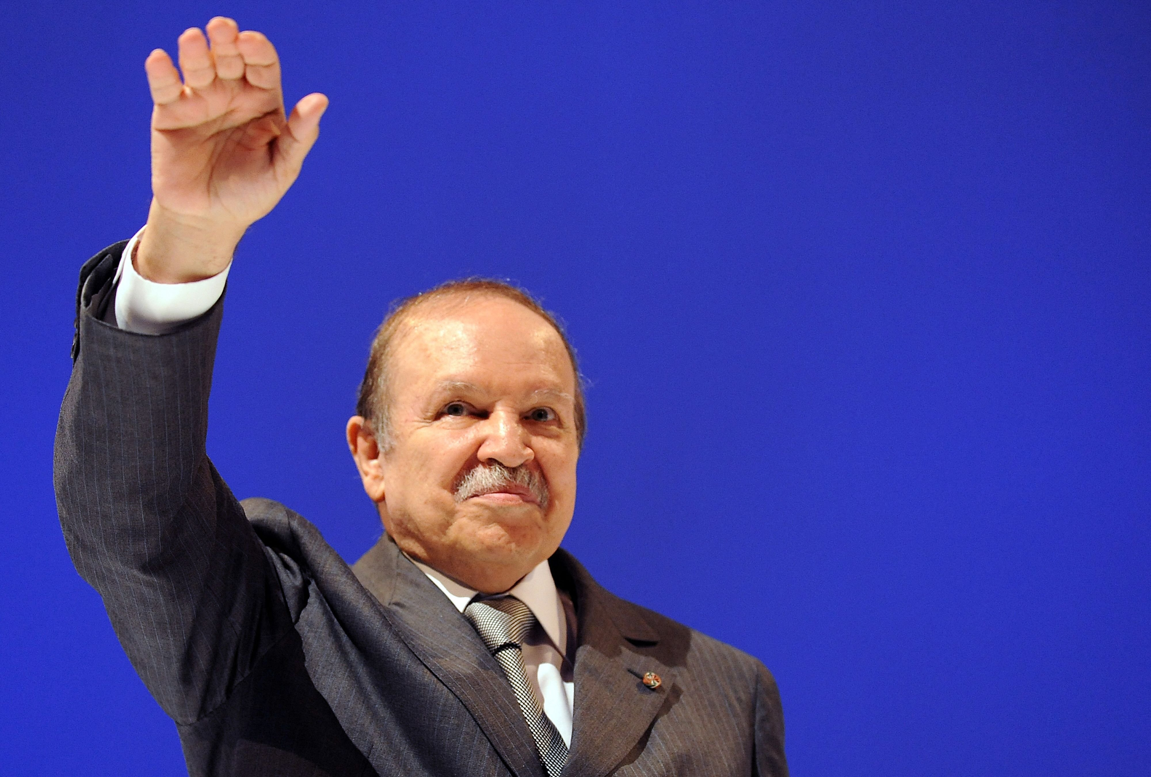 Ex-Algerian president Bouteflika, ousted amid protests, dies at 84