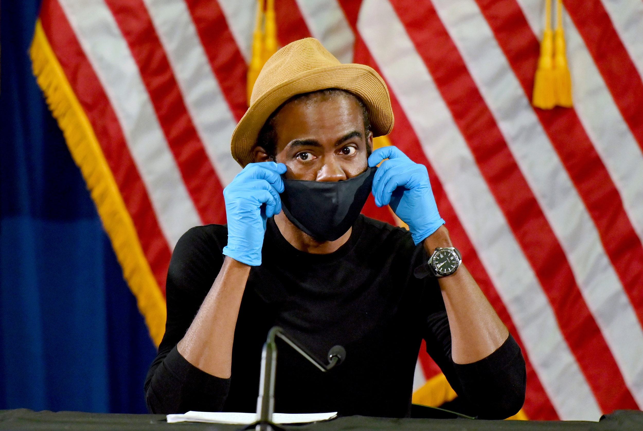 Chris Rock reveals he has Covid, urges people to 'Get Vaccinated'