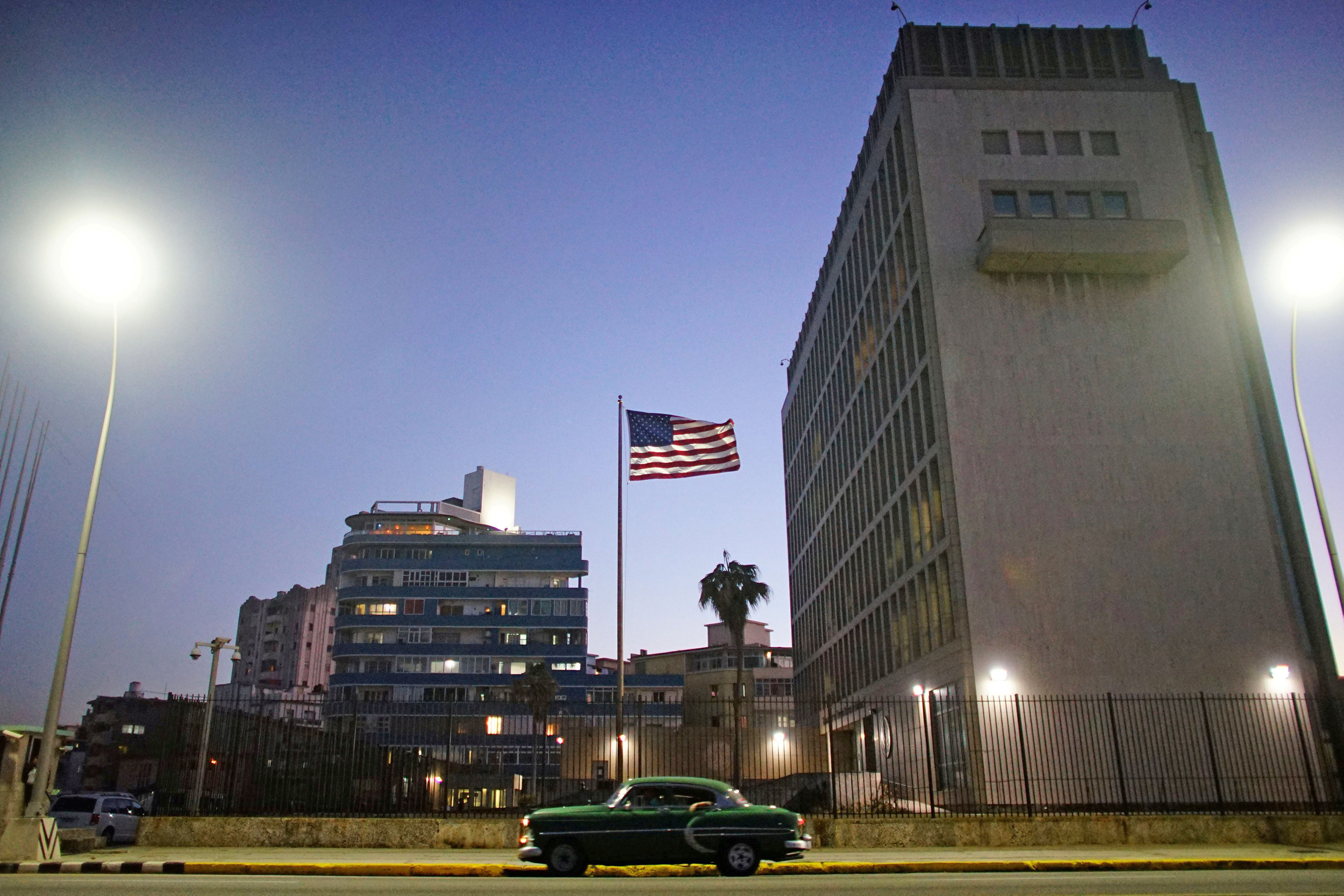 In tense Blinken meeting, 'Havana Syndrome' diplomats complain of skepticism