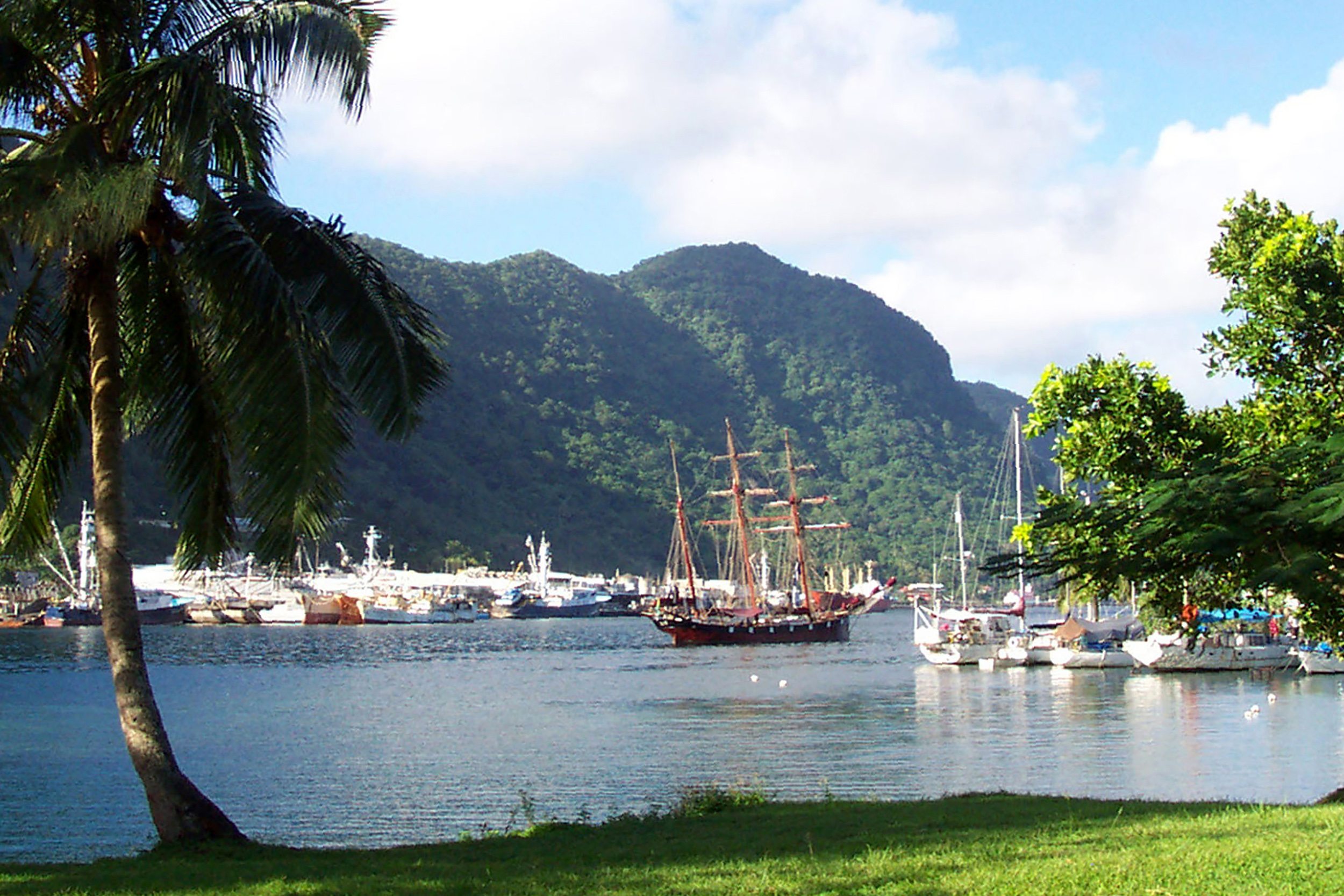 American Samoa reports its first case of the coronavirus