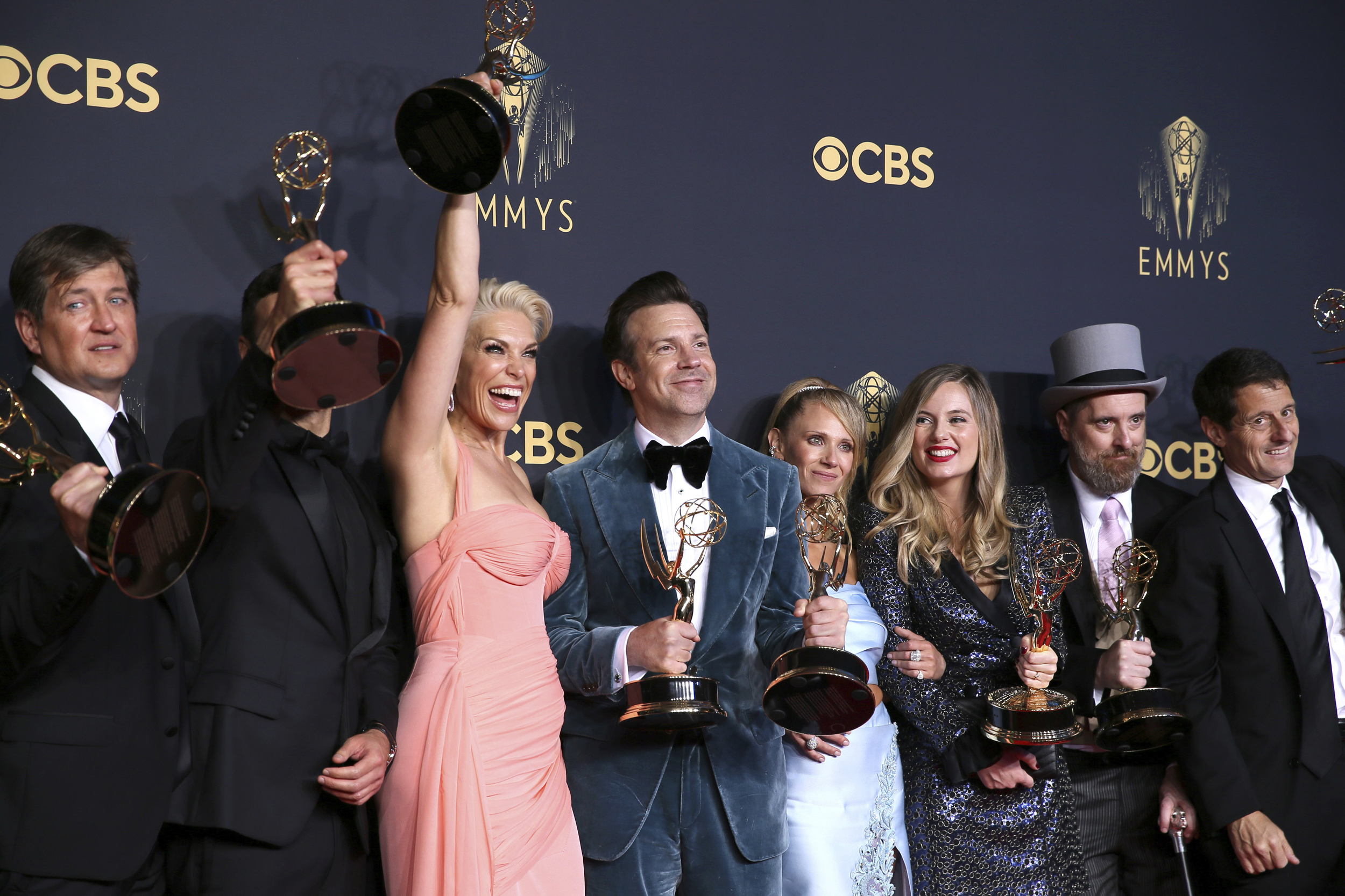 'Ted Lasso' wins big, performers of color shut out: 5 key takeaways from the Emmys