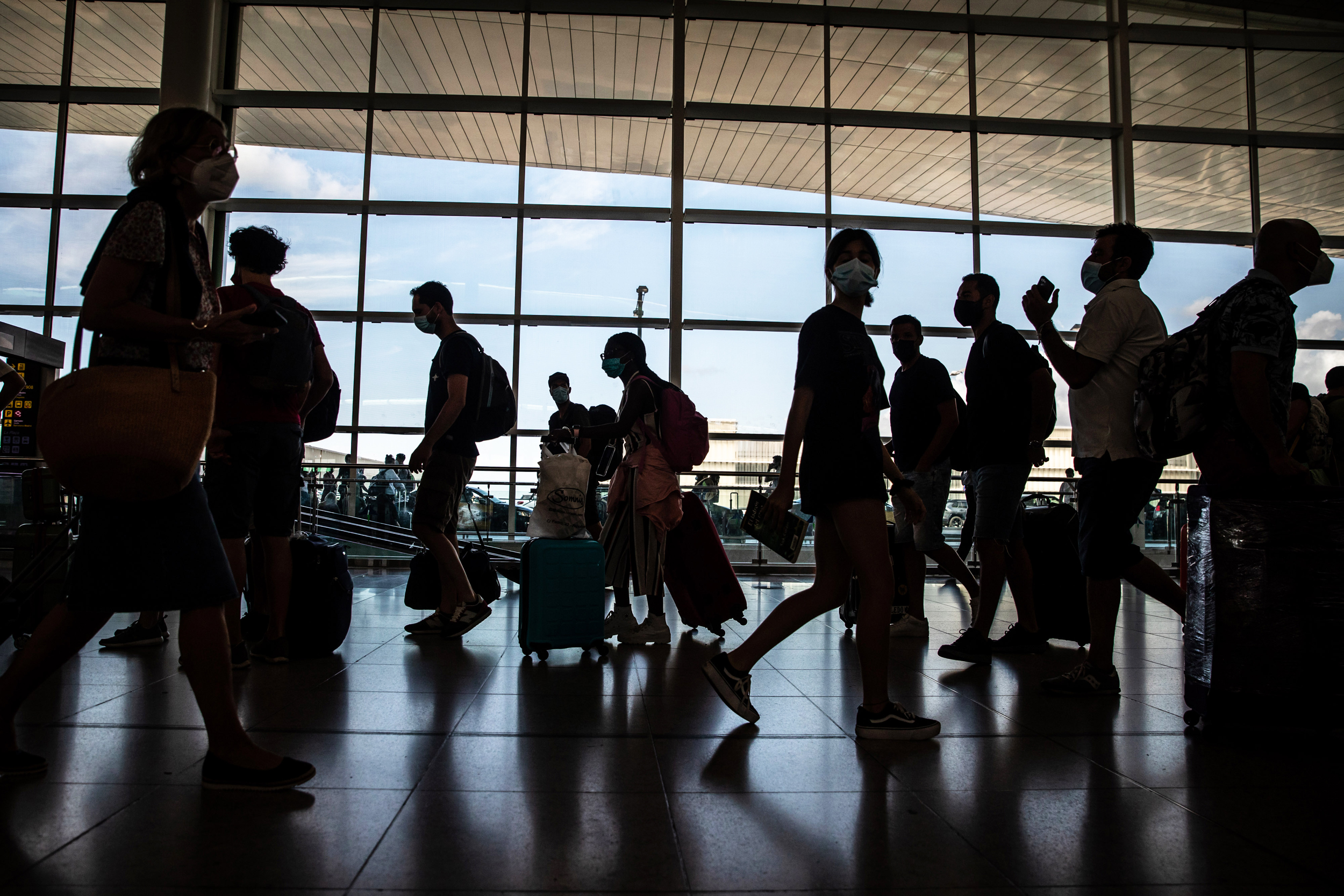 U.S. to ease Covid travel entry rules, require vaccinations for foreign visitors