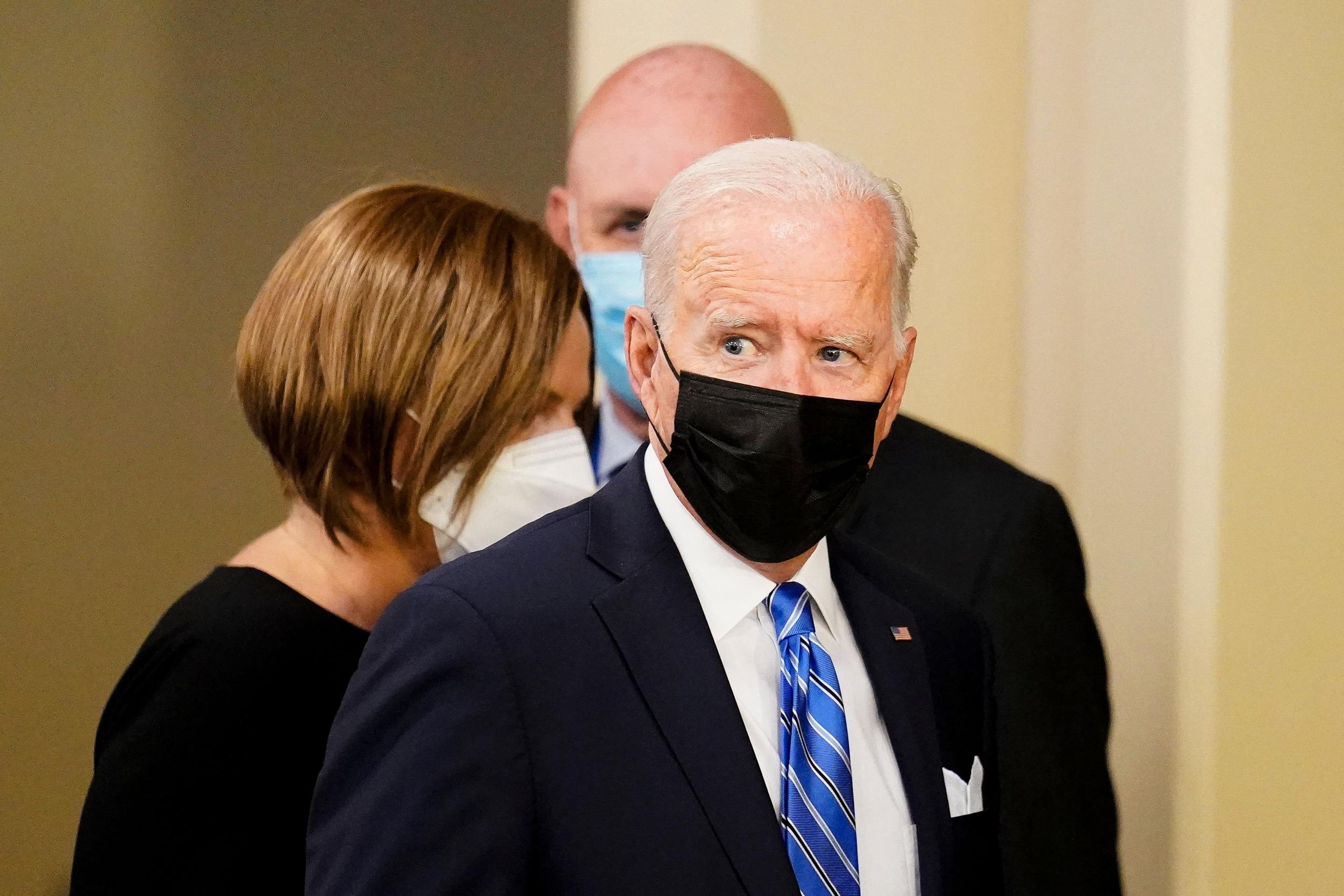 Biden steps into global spotlight at U.N. seeking to repair strained alliances