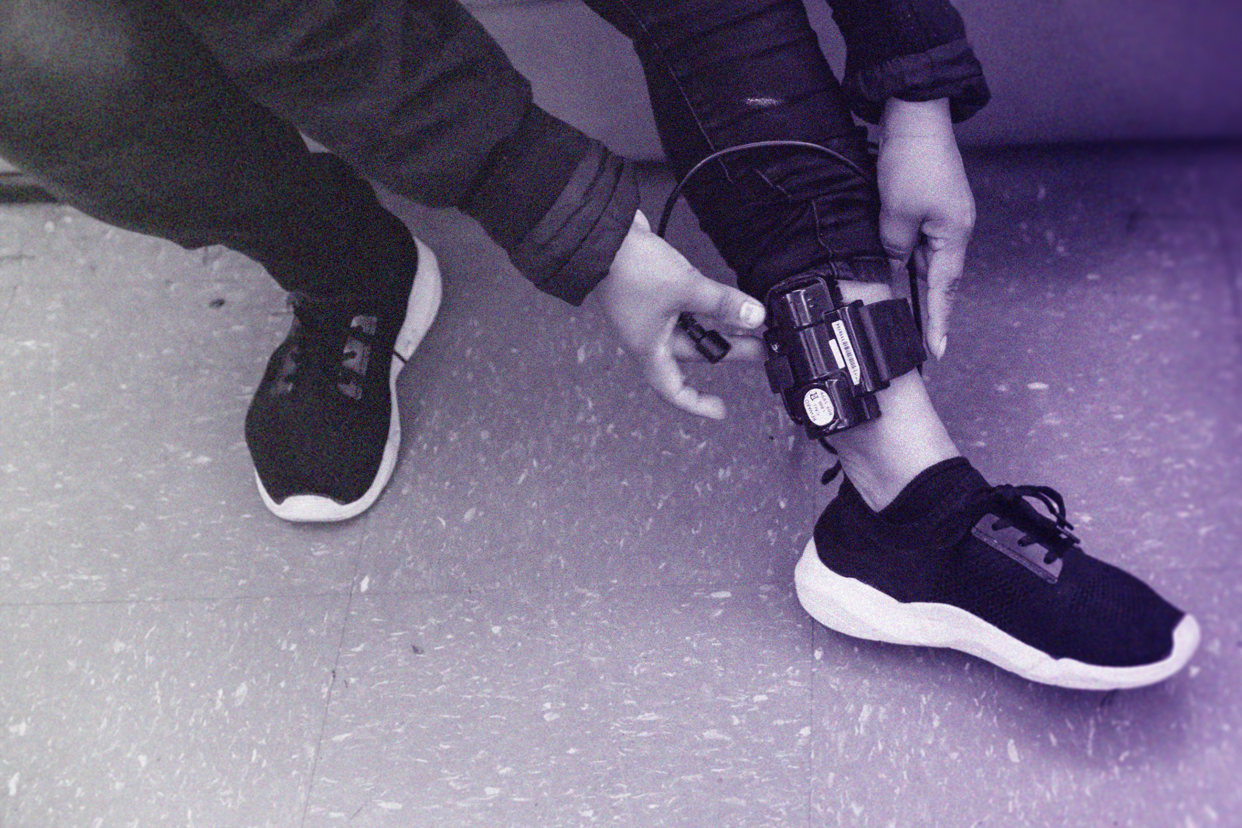 Other than prison, electronic monitoring is 'the most restrictive form' of control, research finds