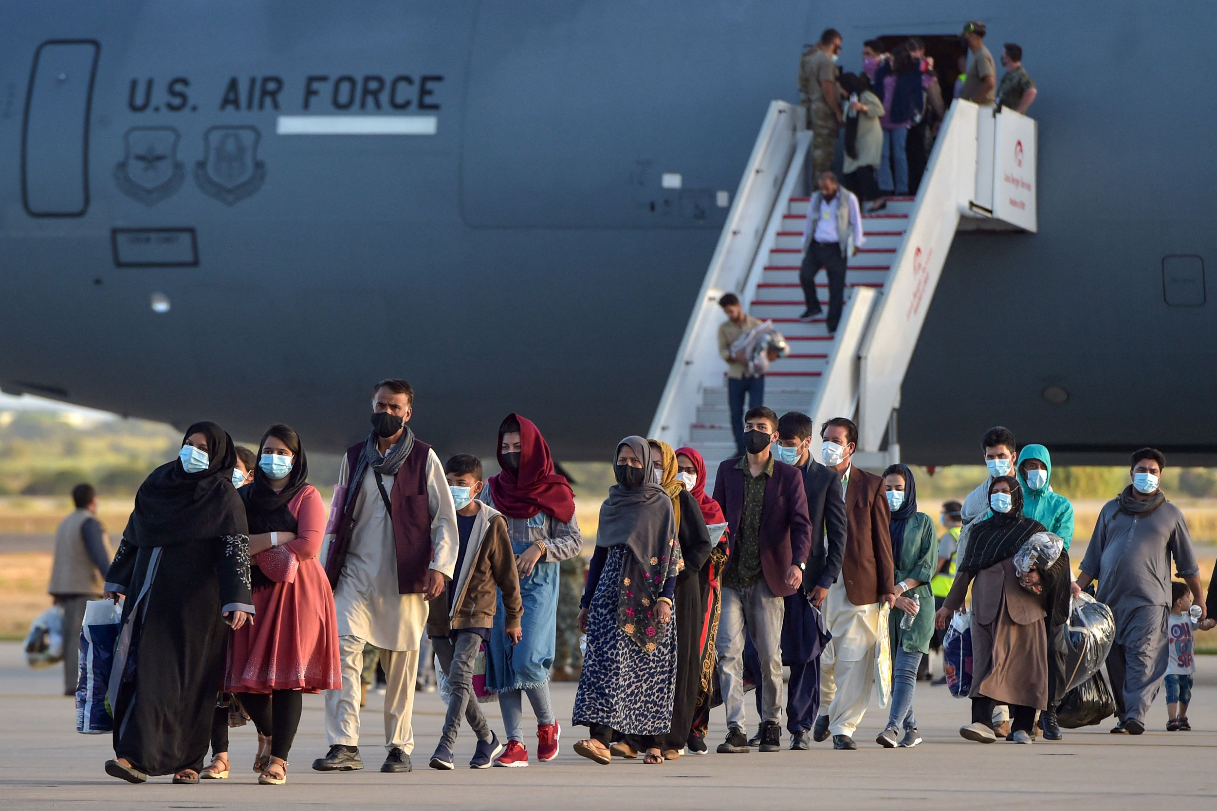 Diversity visa lottery was some Afghans' ticket to America. Now, they're 'hopeless.'