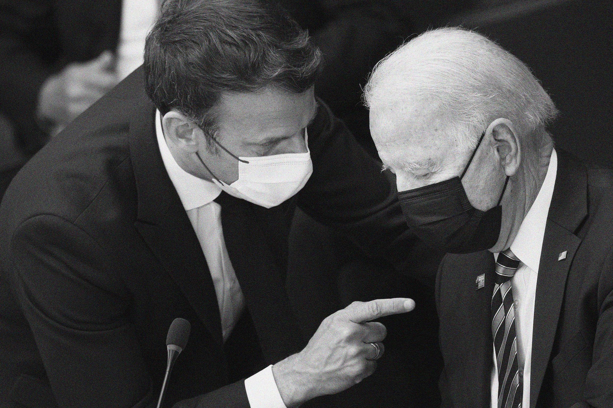 Biden, Macron to meet in person amid submarine tension