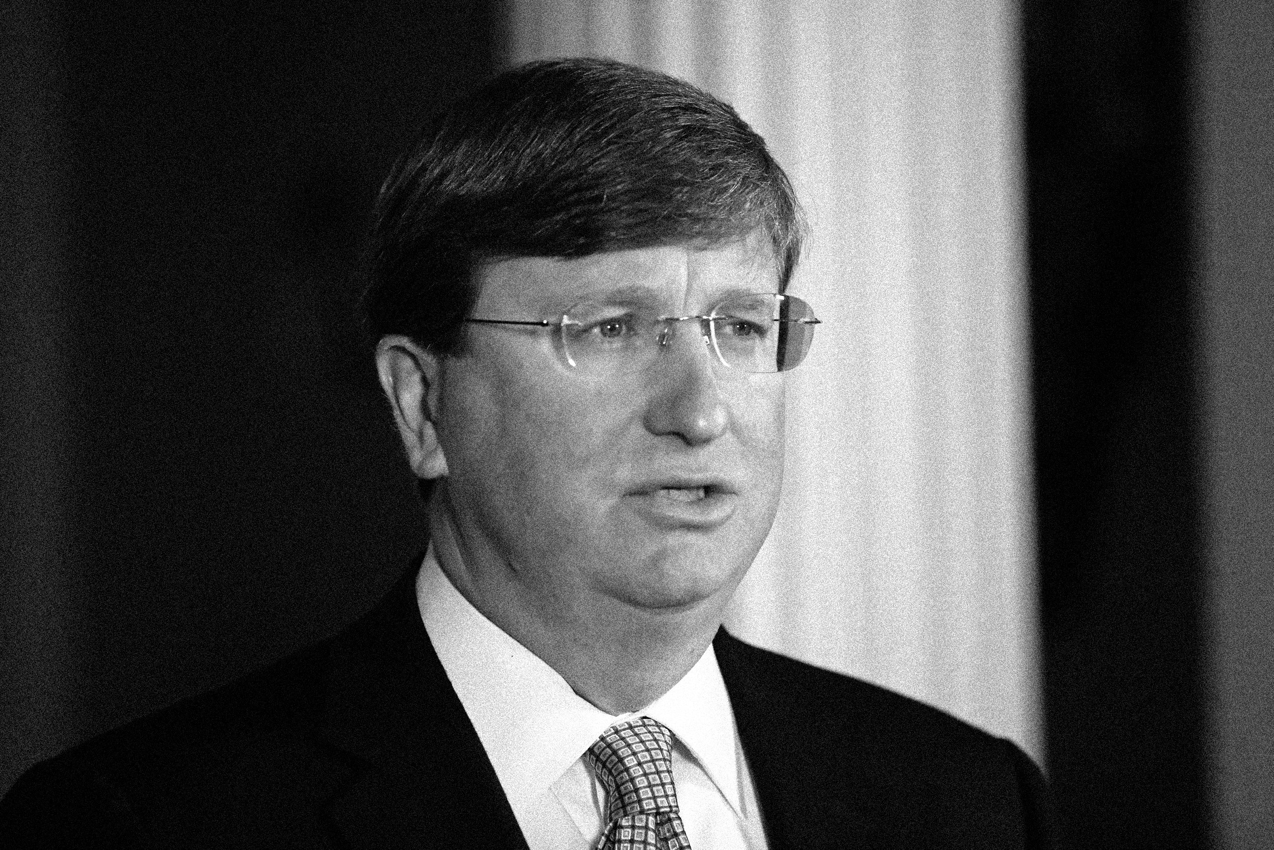 Covid's killing Mississippi, but Gov. Tate Reeves has only got a prayer