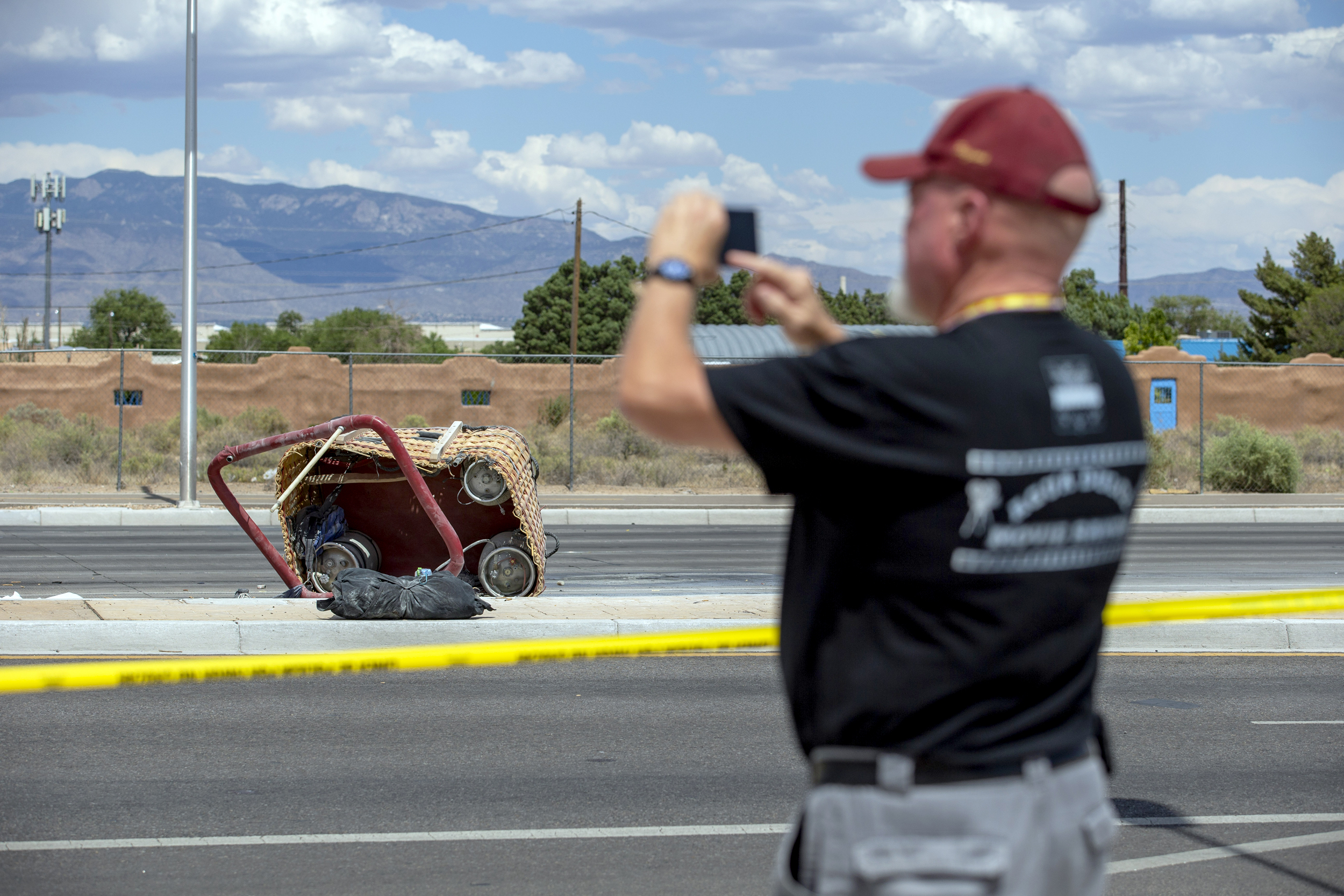 Pilot in balloon crash that killed 5 had drugs in system, FAA says