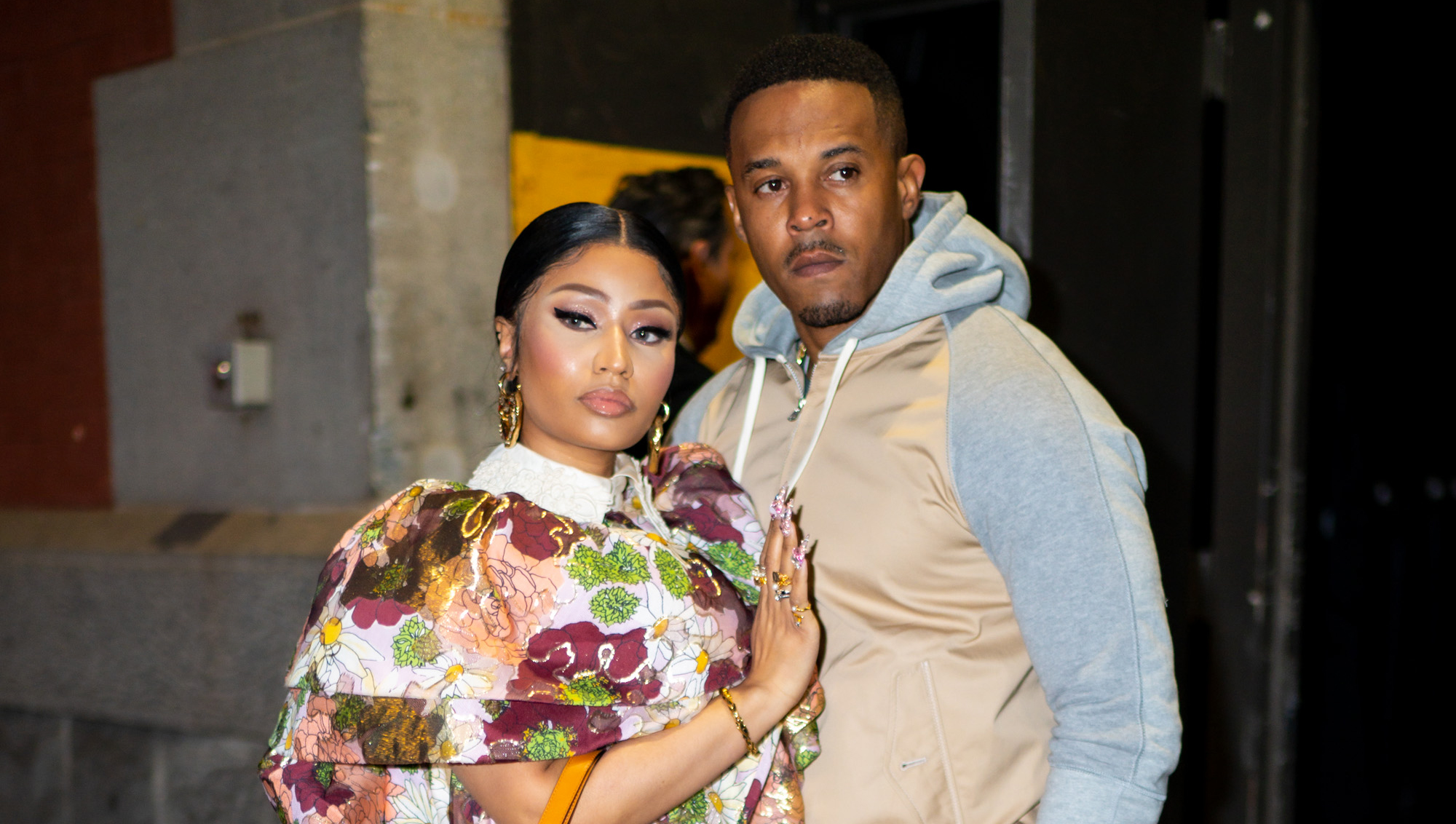 Nicki Minaj's husband's accuser discusses rape, alleged harassment from couple in first TV interview