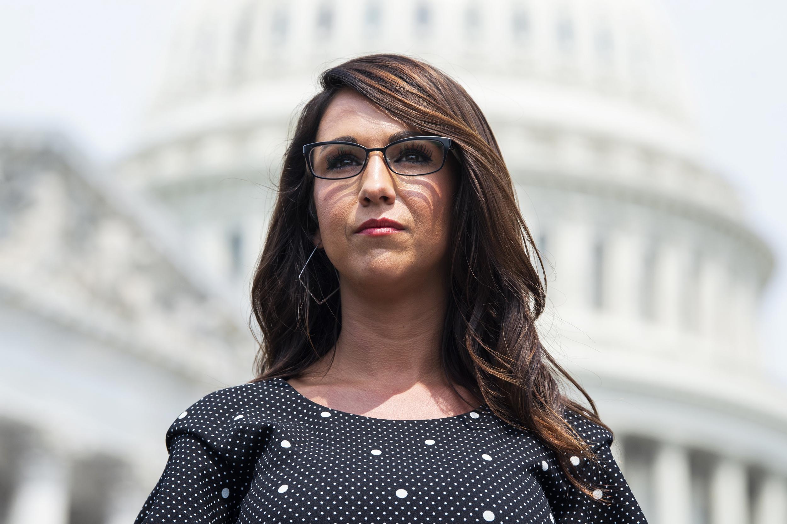 Rep. Lauren Boebert improperly used campaign funds for rent, utilities