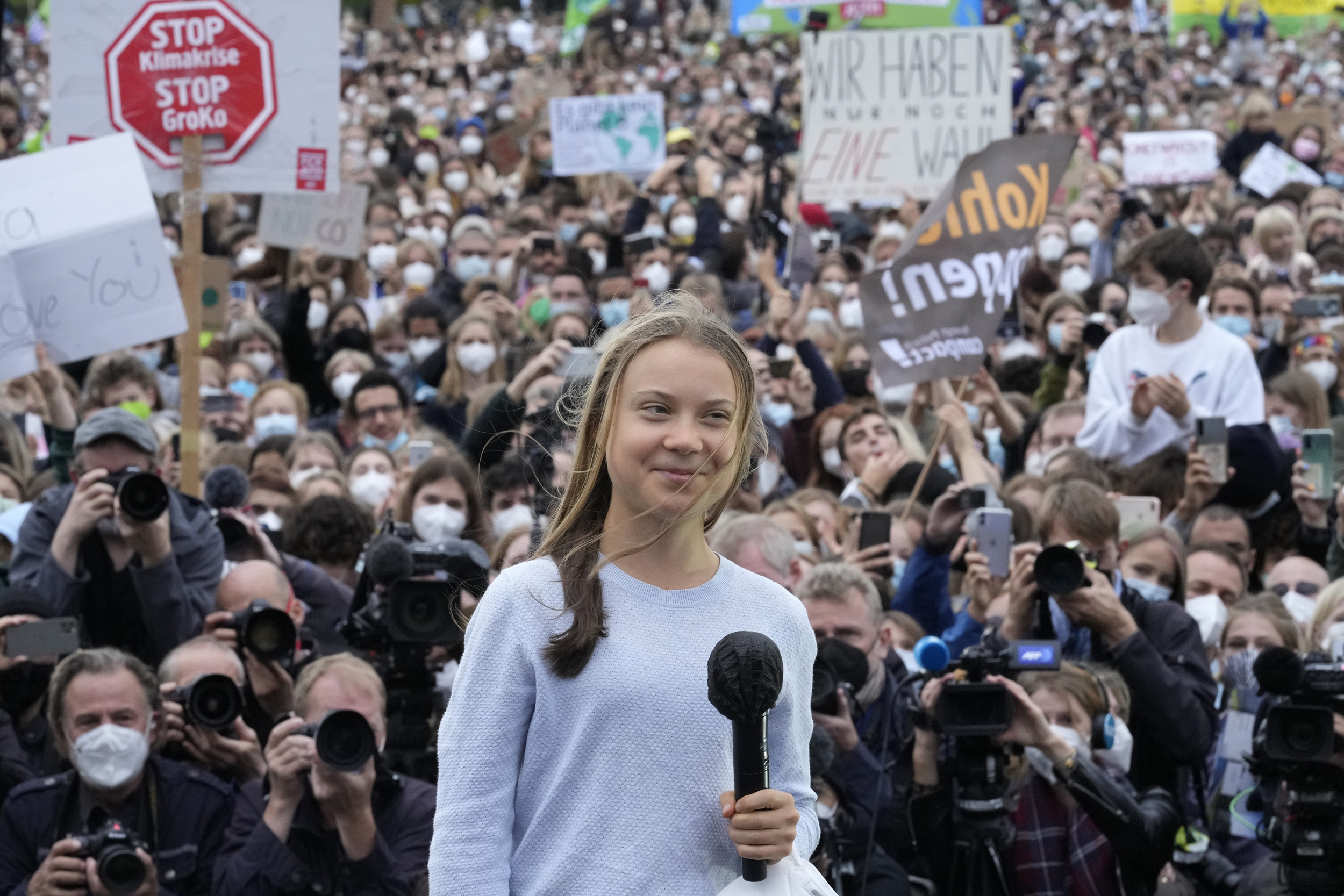 'Frustrated and angry': After Covid break, young climate activists pick up the fight