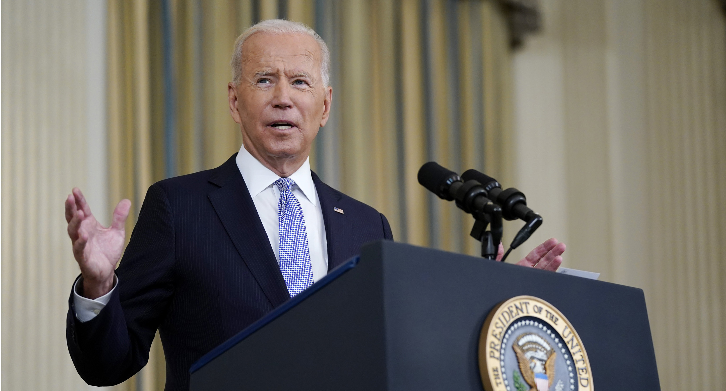 Biden urges Americans to get boosters, says he will soon do the same