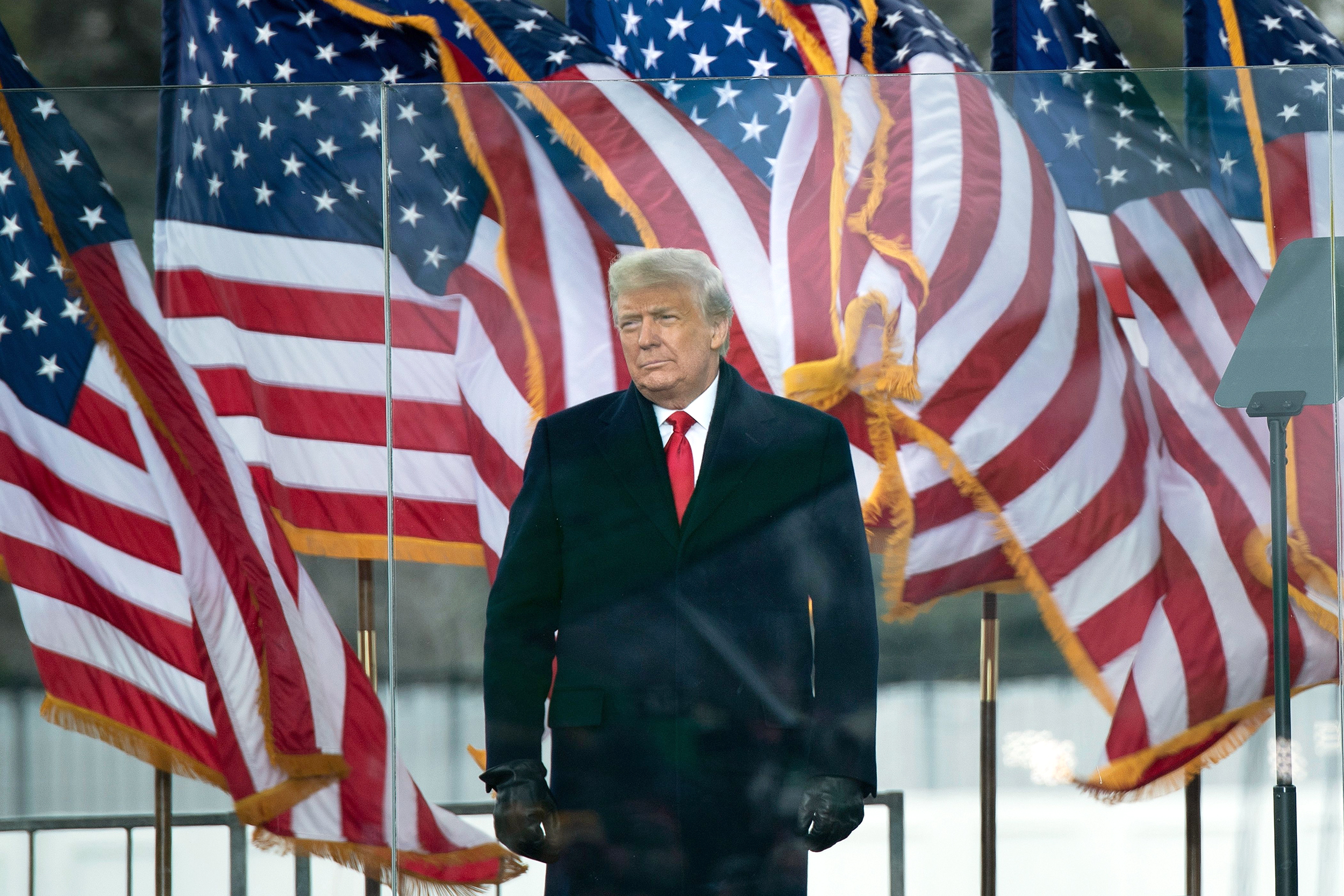Biden will allow Jan. 6 investigators access to Trump records, White House says