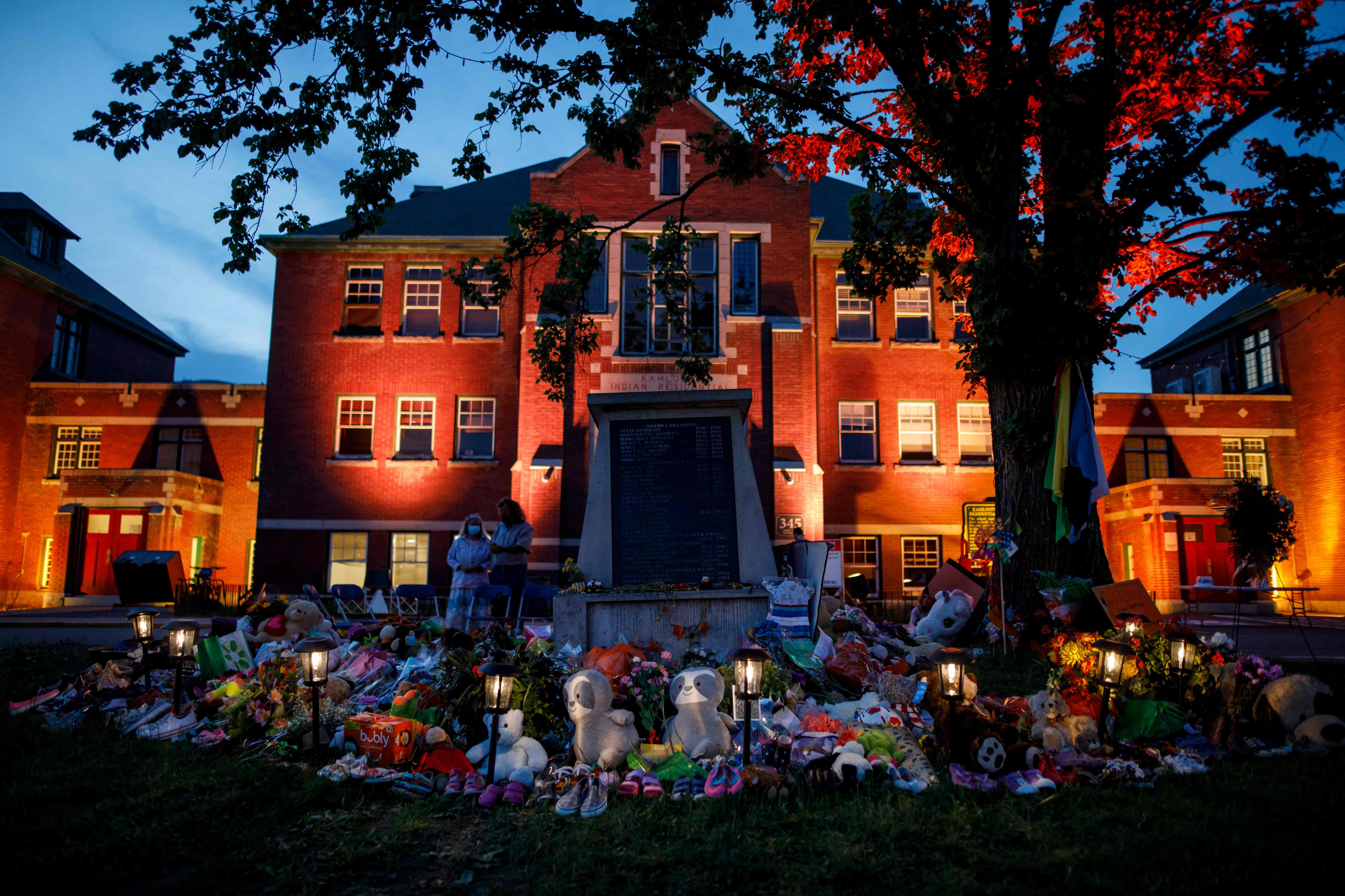 Canadian Catholic bishops apologize for indigenous residential schools