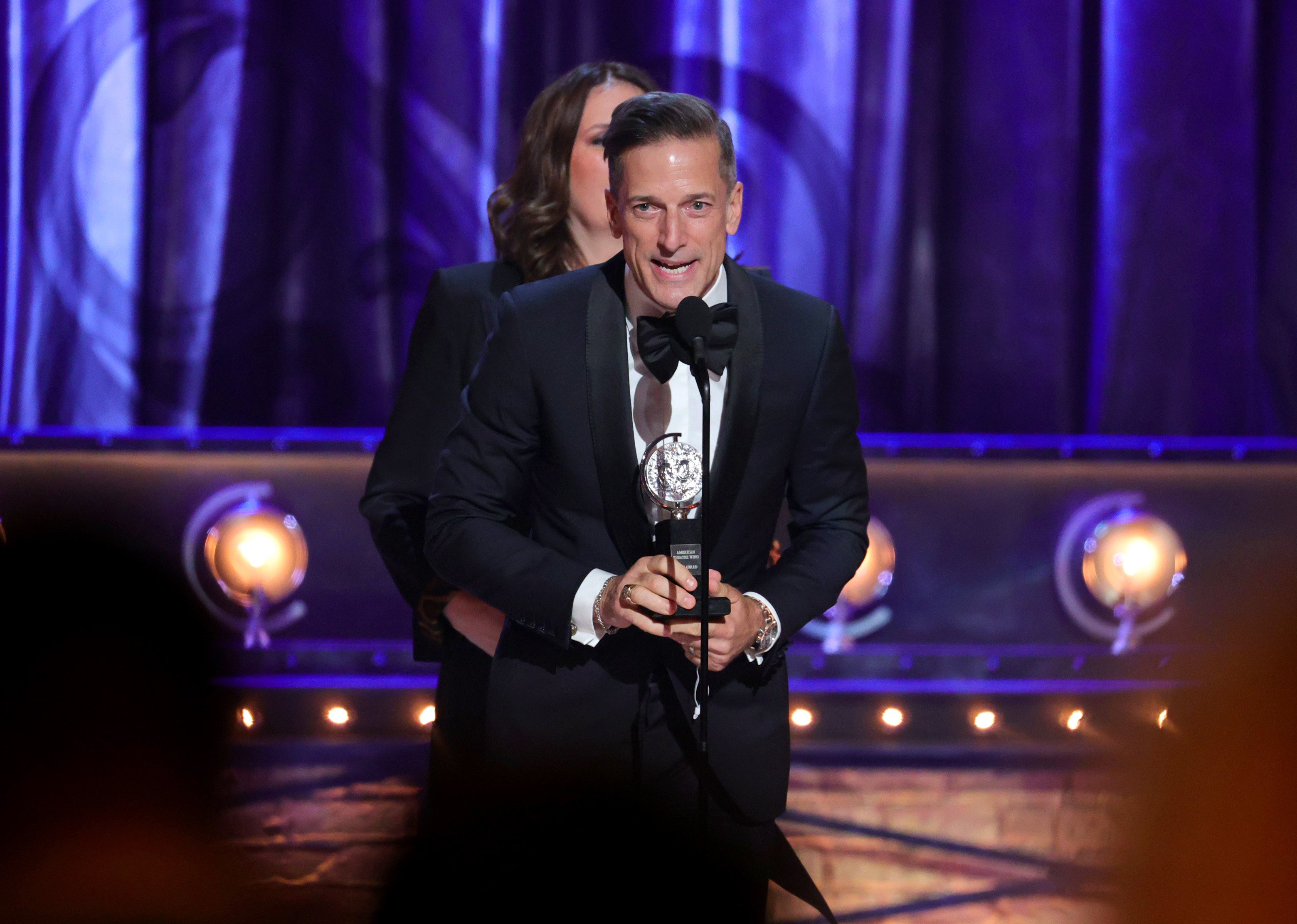 'Moulin Rouge!' 'The Inheritance,' 'A Soldier's Play' big winners in emotional Tony Awards