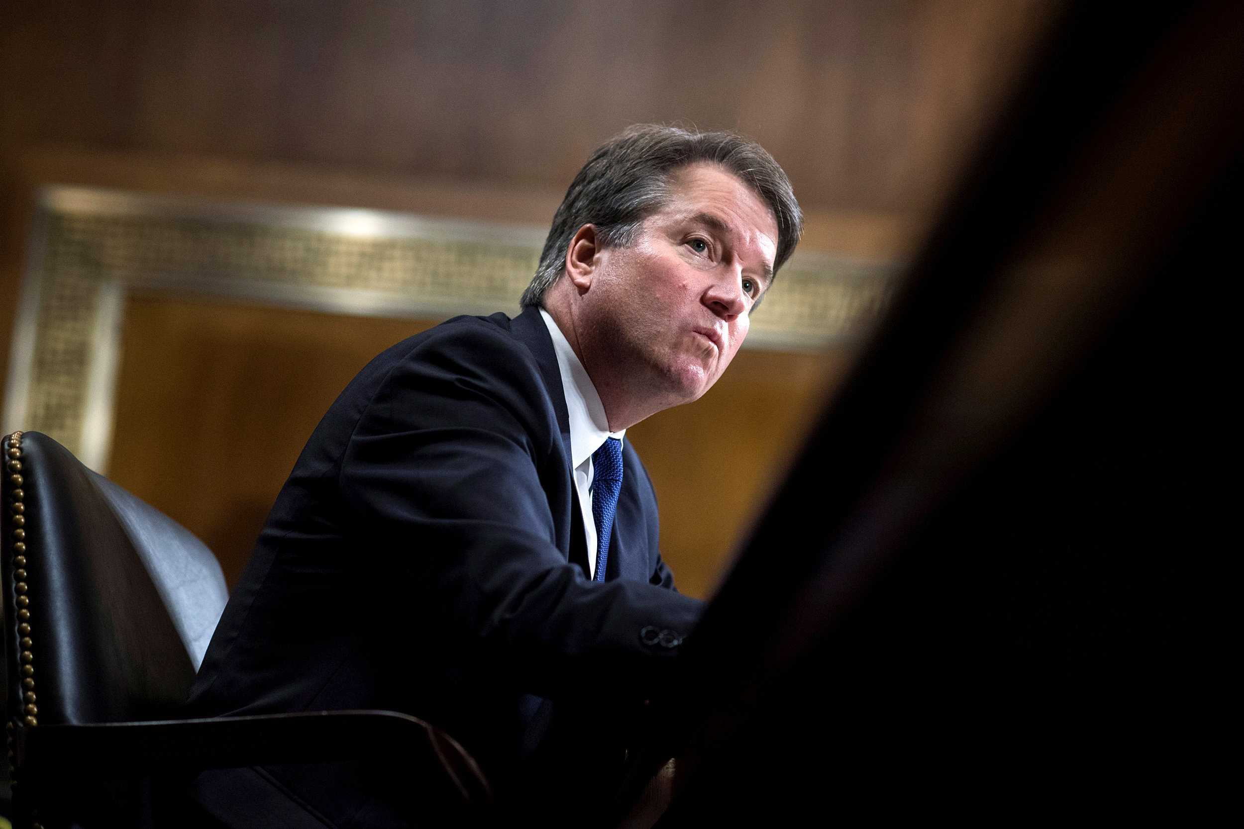 Justice Brett Kavanaugh tests positive for Covid