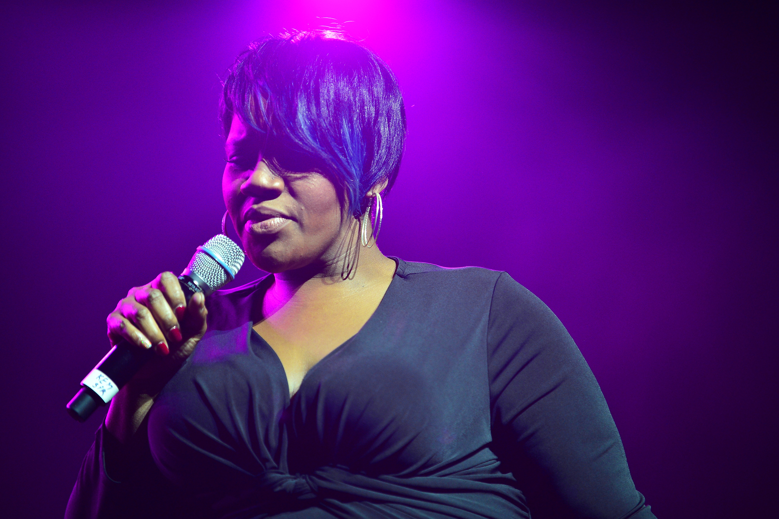 Singer Kelly Price says she was recovering from Covid, wasn't missing
