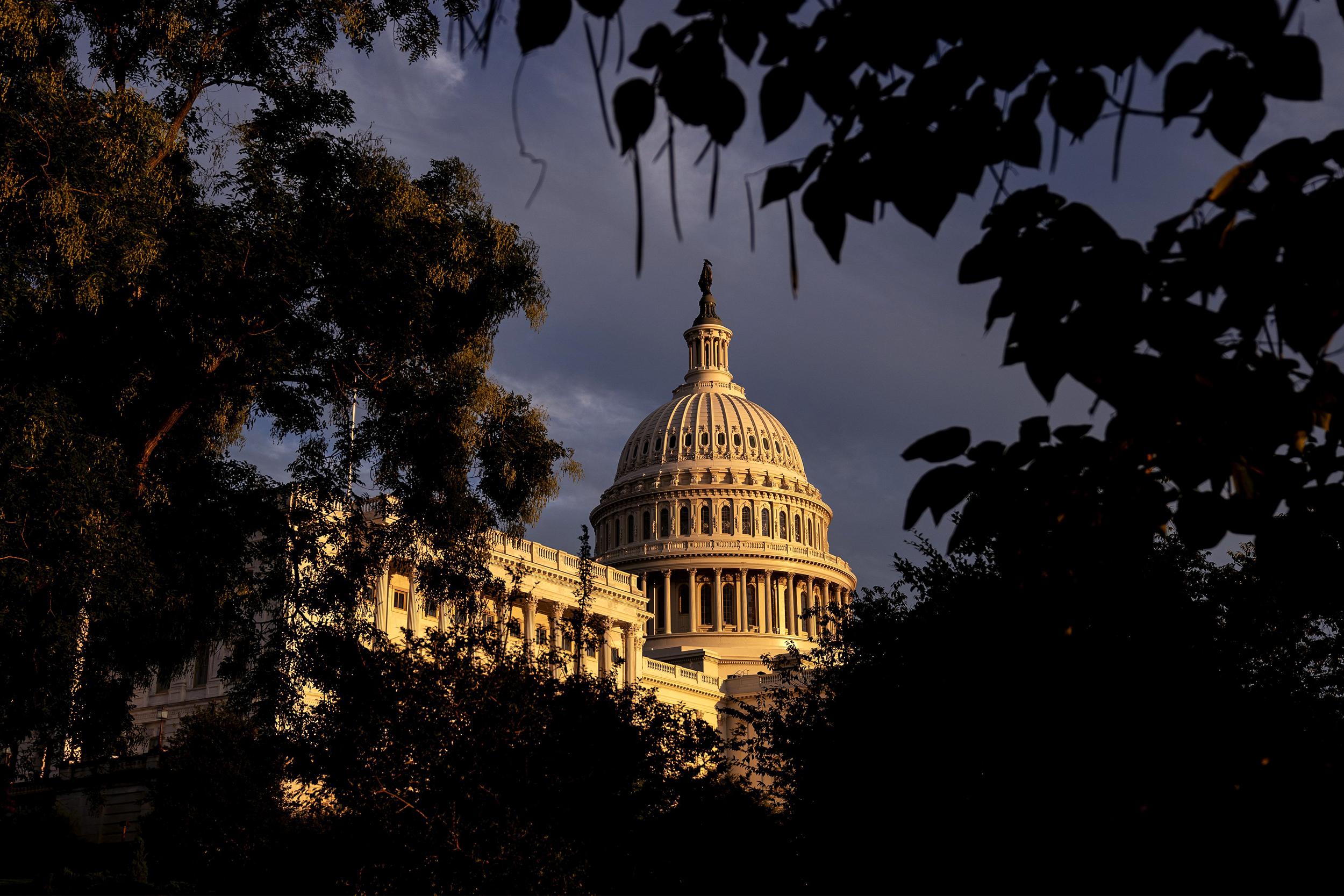 Government shutdown deadline looms as Senate prepares to vote on funding bill