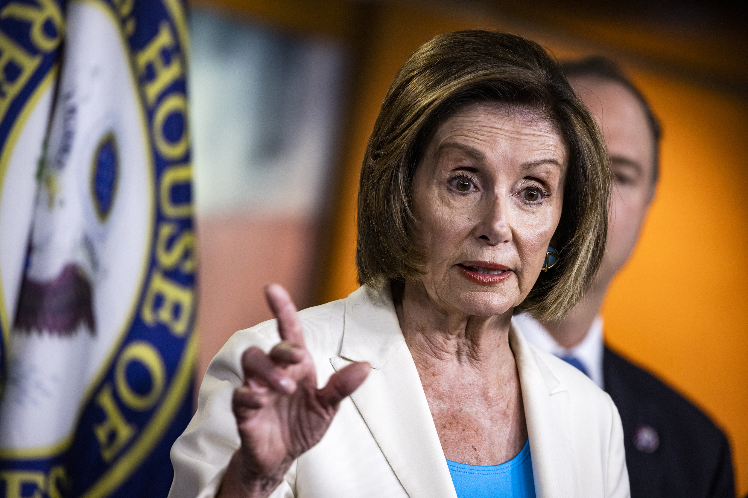 Pelosi says Biden's infrastructure bill can't wait for social safety net bill