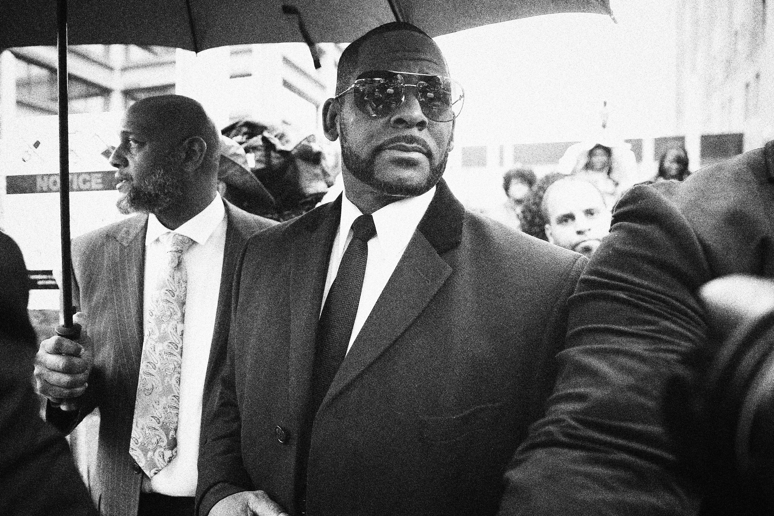 I have been calling out R. Kelly's crimes for years. I can't believe how long justice took.