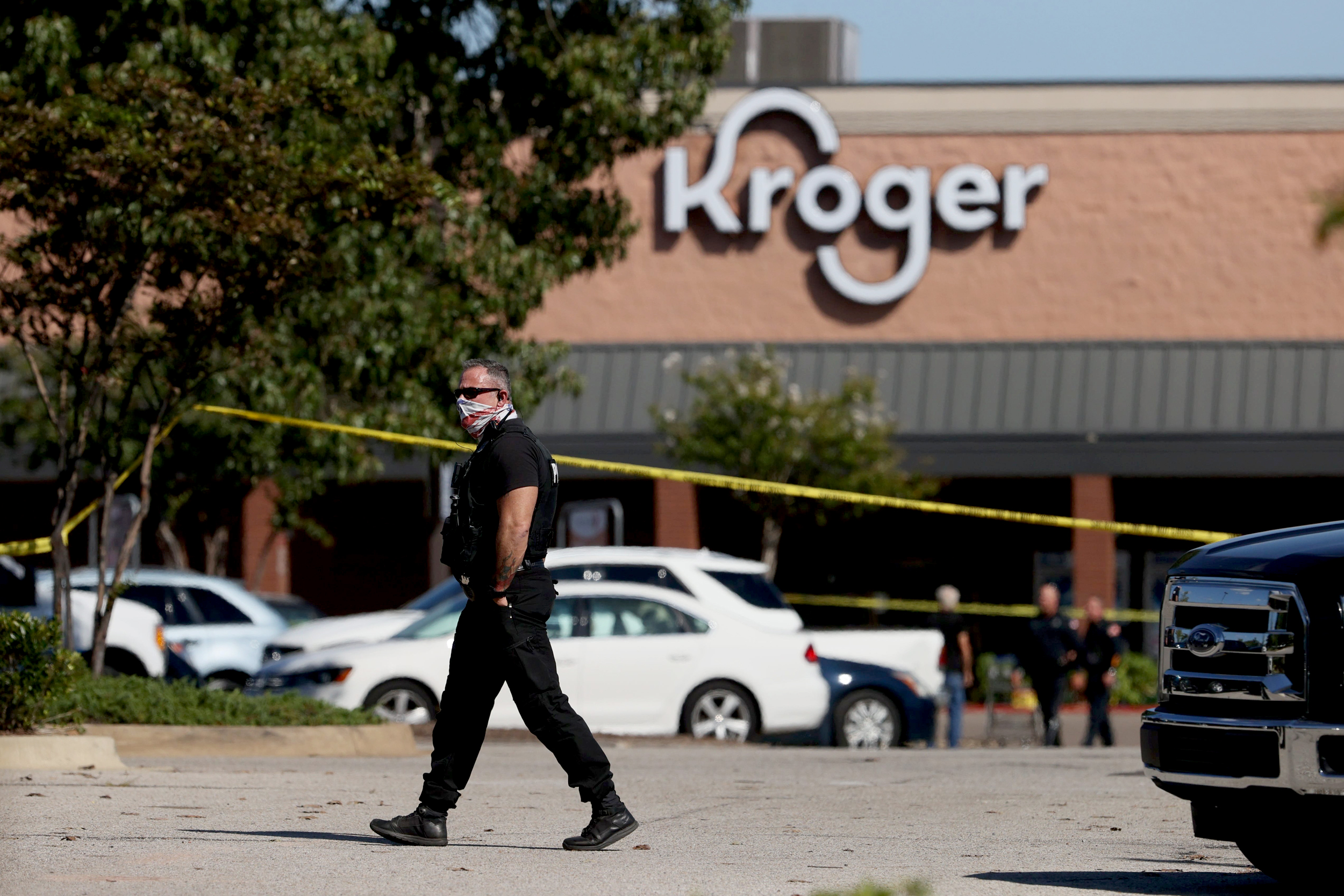 Suspect in Tennessee Kroger shooting was asked to leave his job that day, police say