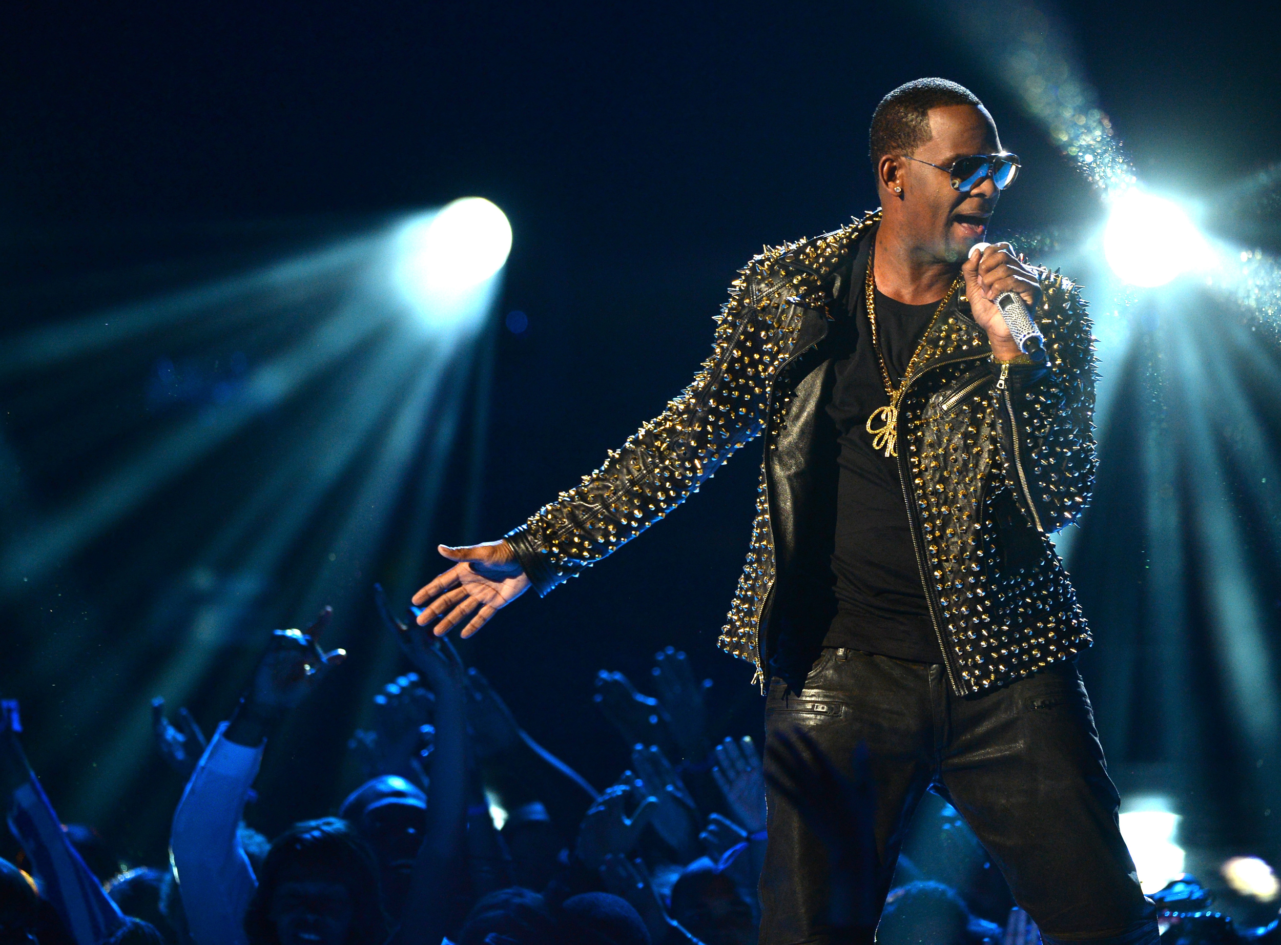 R. Kelly was convicted. What happens to his music on streaming platforms?