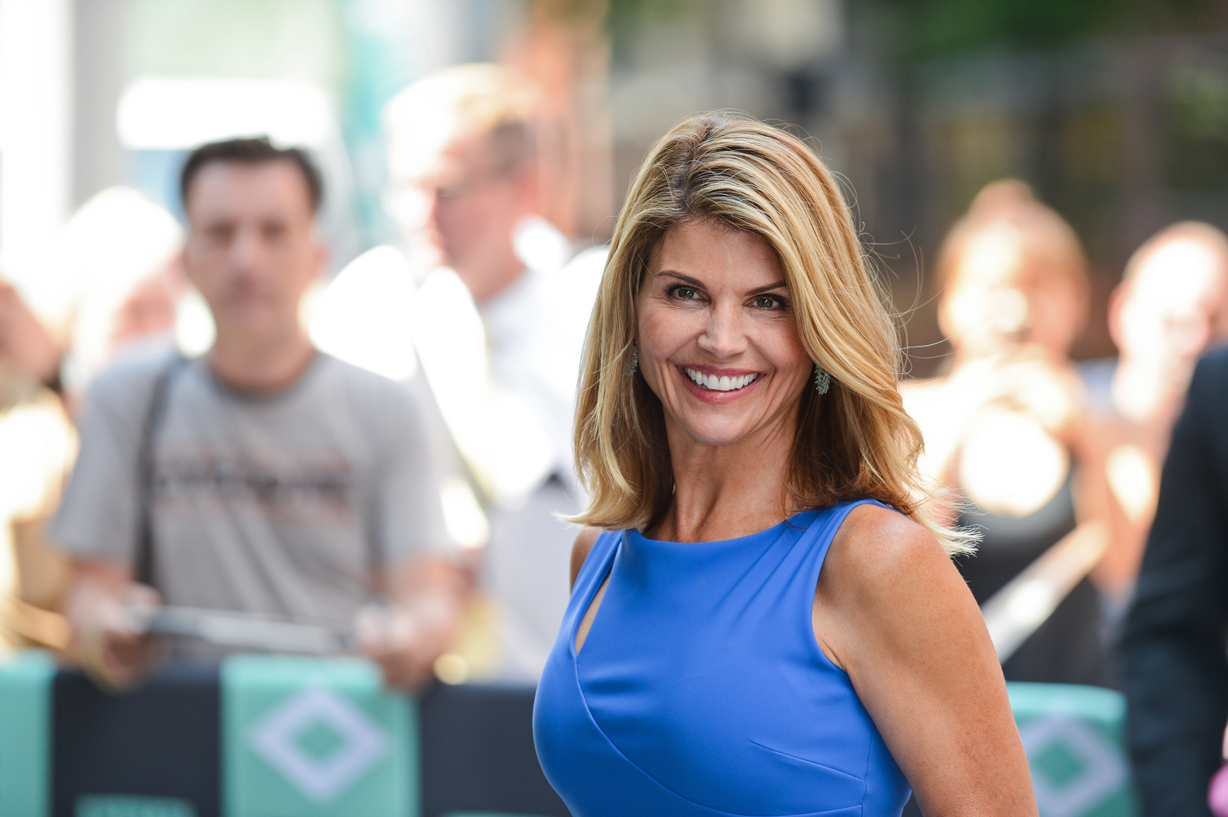 Lori Loughlin returns to television after prison time for college admissions scandal