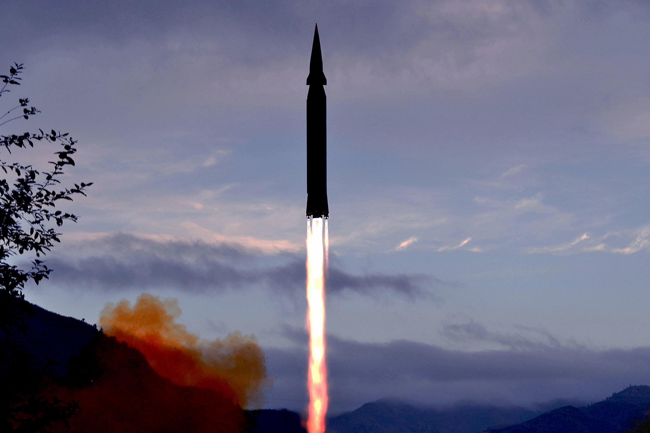 North Korea joins race for new hypersonic missile with latest test