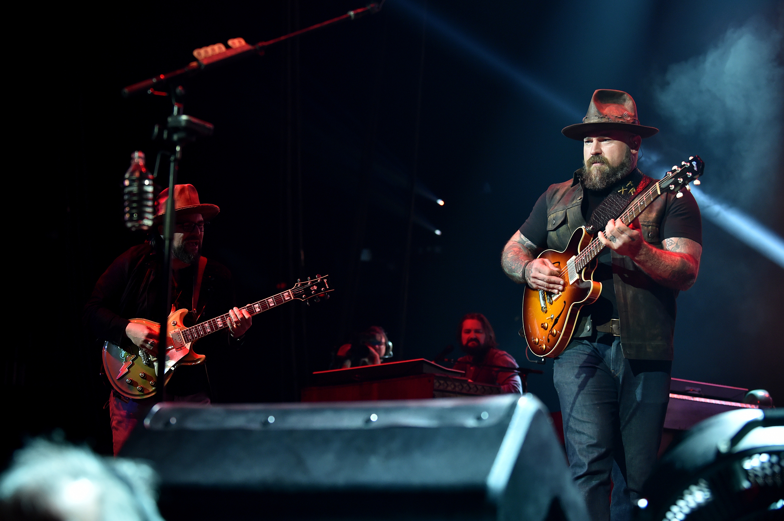 Zac Brown Band cancels shows on 'The Comeback Tour' after lead singer tests positive for Covid