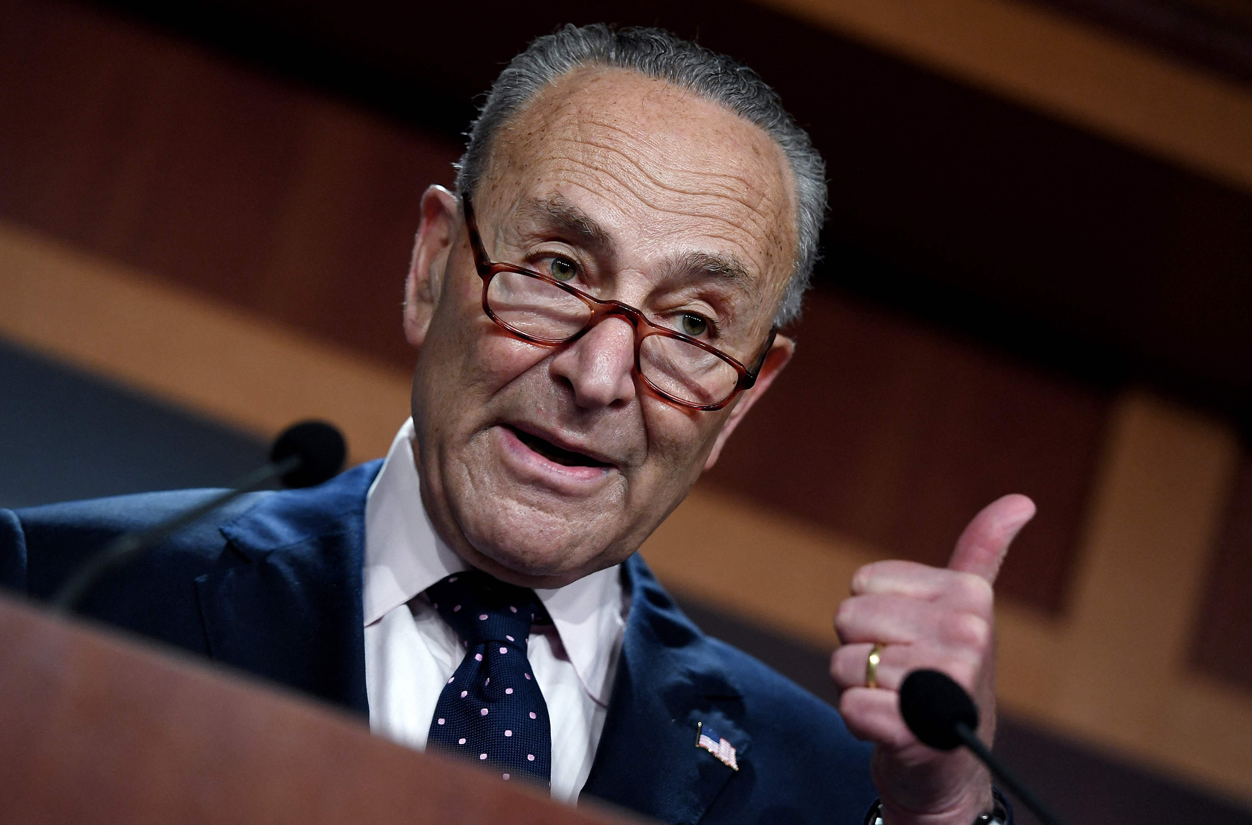 Senate reaches deal to avoid government shutdown, Schumer announces