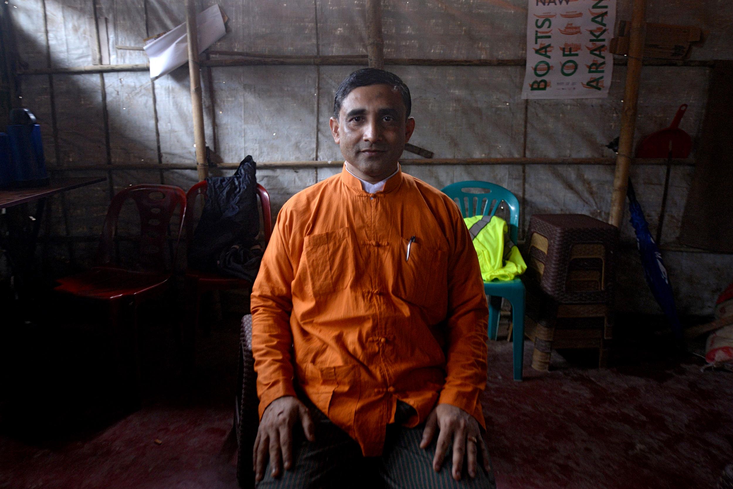 U.S. condemns killing of Rohingya leader, urges full probe