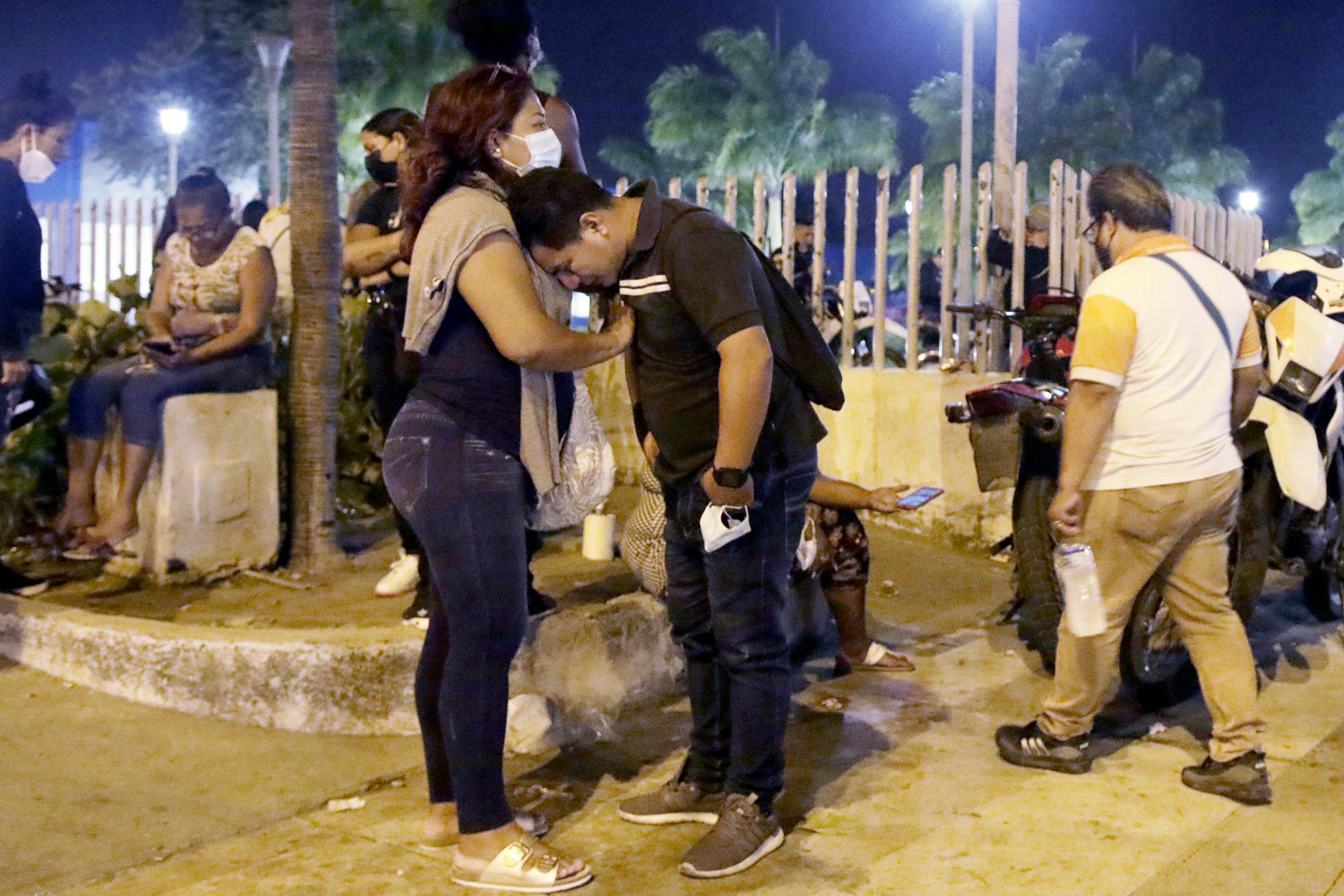 Ecuador declares prison emergency after scores killed in gang battle, some beheaded