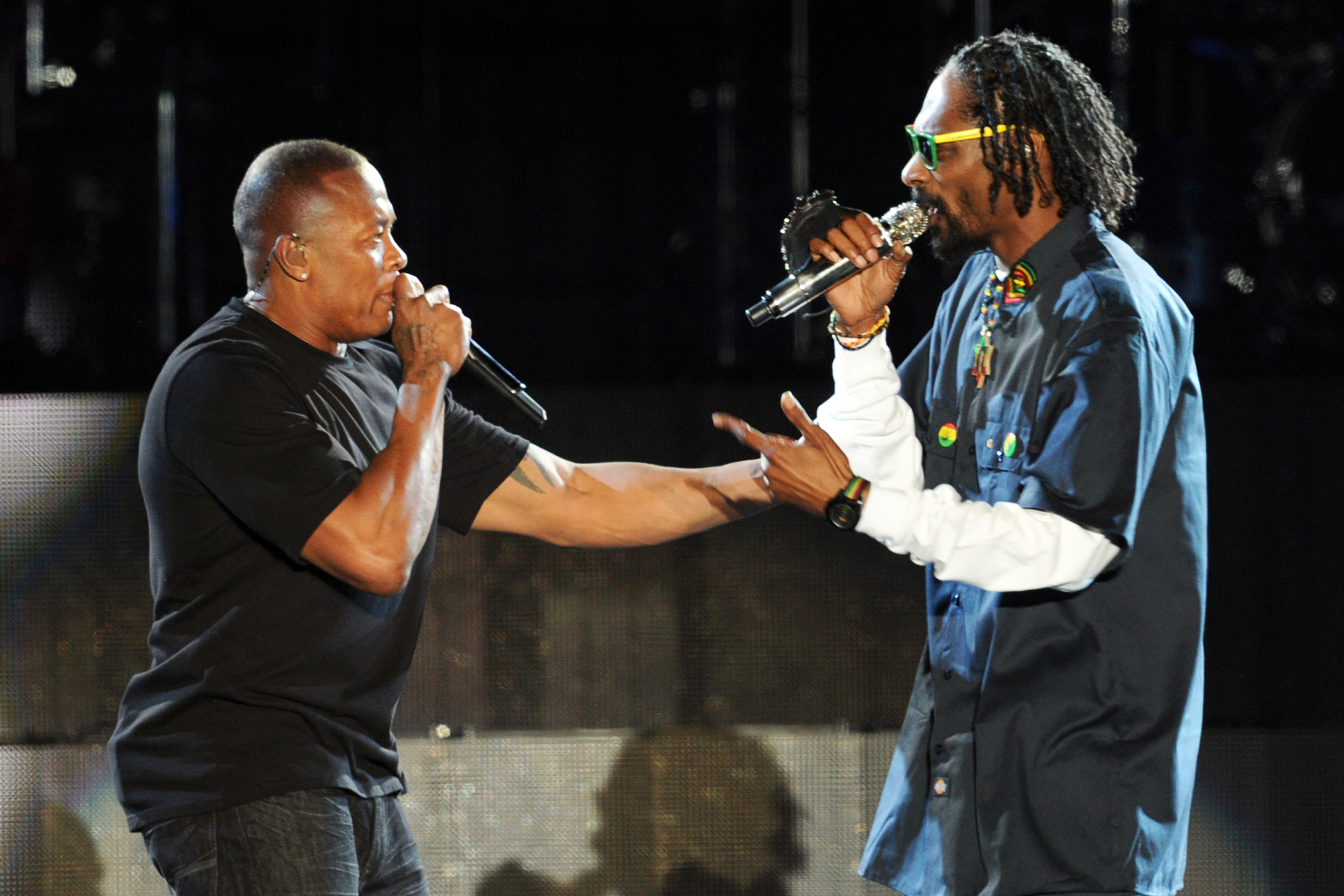 Dr. Dre, Snoop Dogg, Eminem, Mary J. Blige and Kendrick Lamar to play Super Bowl halftime show