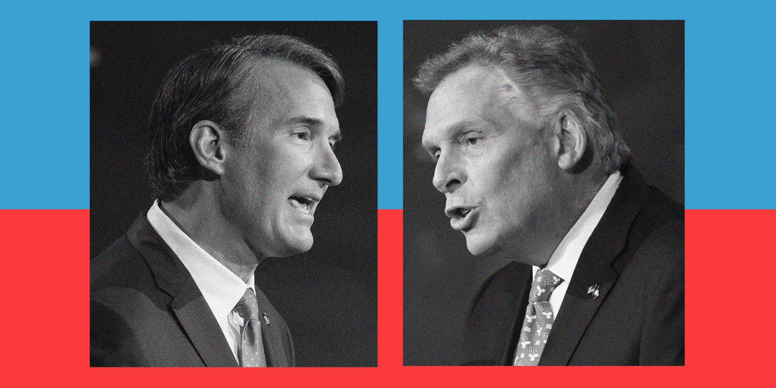 Post-Trump politics put to test as Va. governor's race tightens