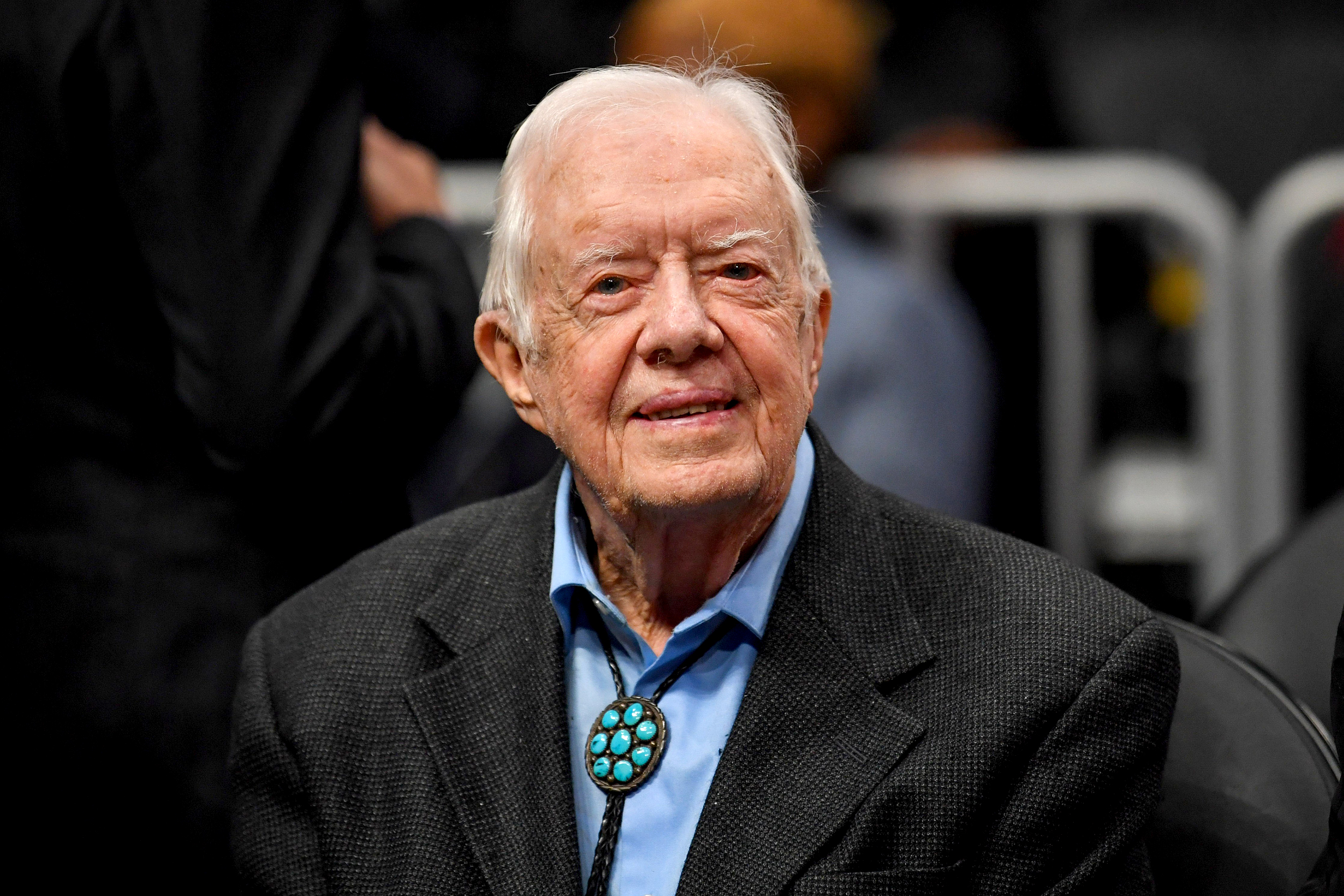 Former President Jimmy Carter quietly marks 97th birthday