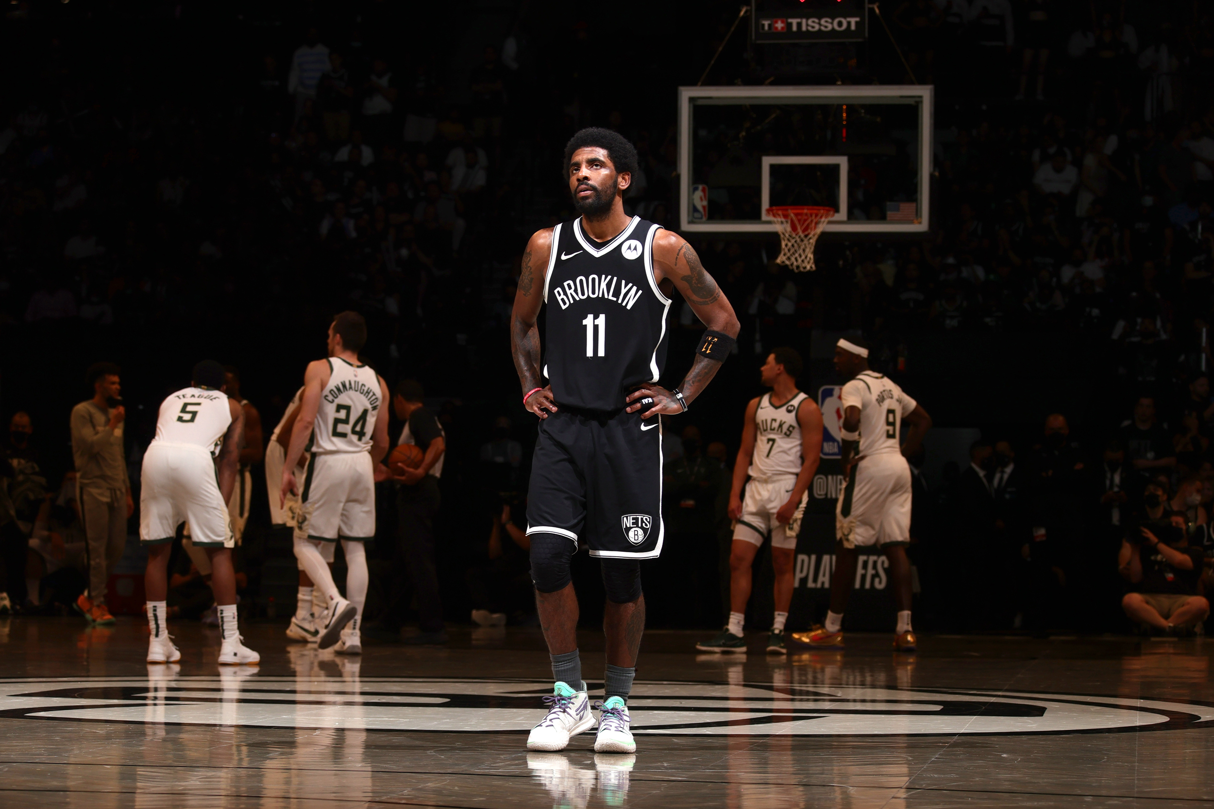 NBA draws line as stars like Kyrie Irving, Andrew Wiggins balk at Covid vaccine