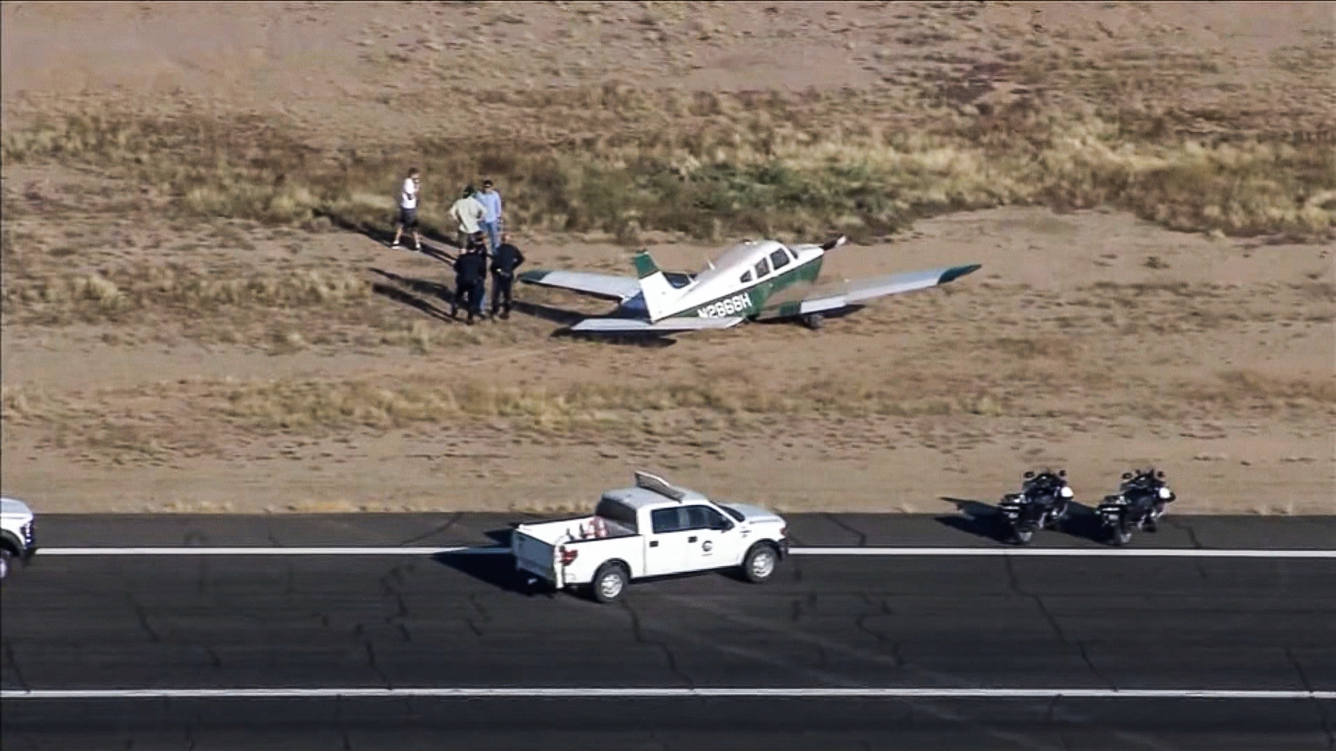 2 people killed after helicopter and plane collide midair in Chandler, Arizona