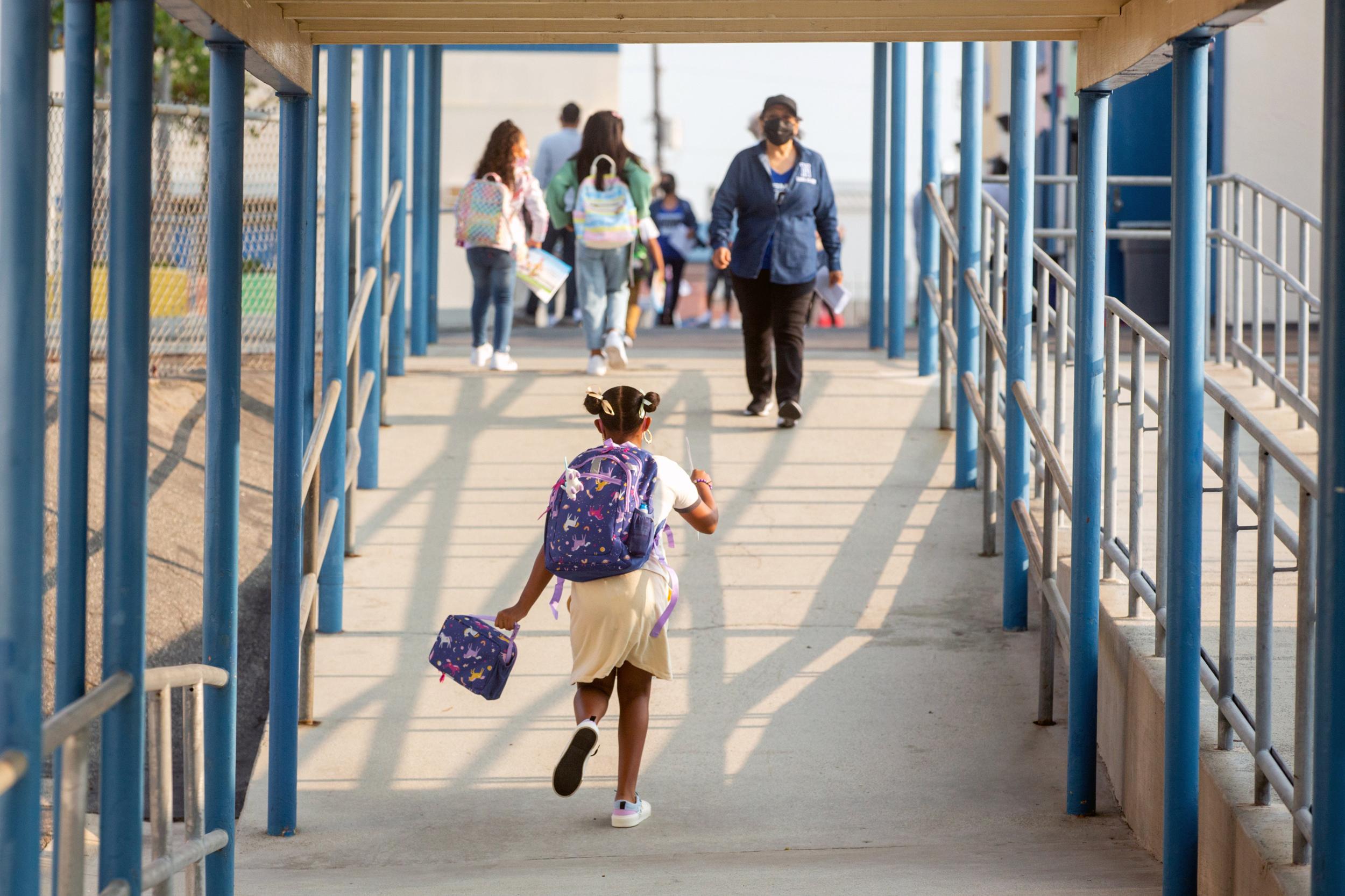 California to require Covid vaccine for schoolchildren, Newsom announces