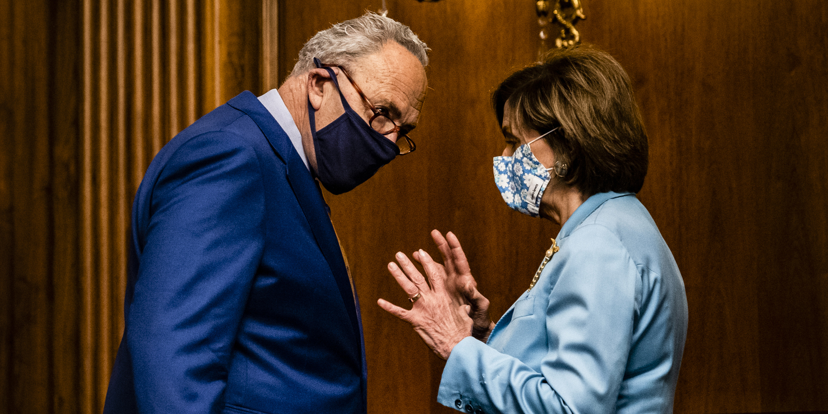 Democratic leaders have lost their mojo