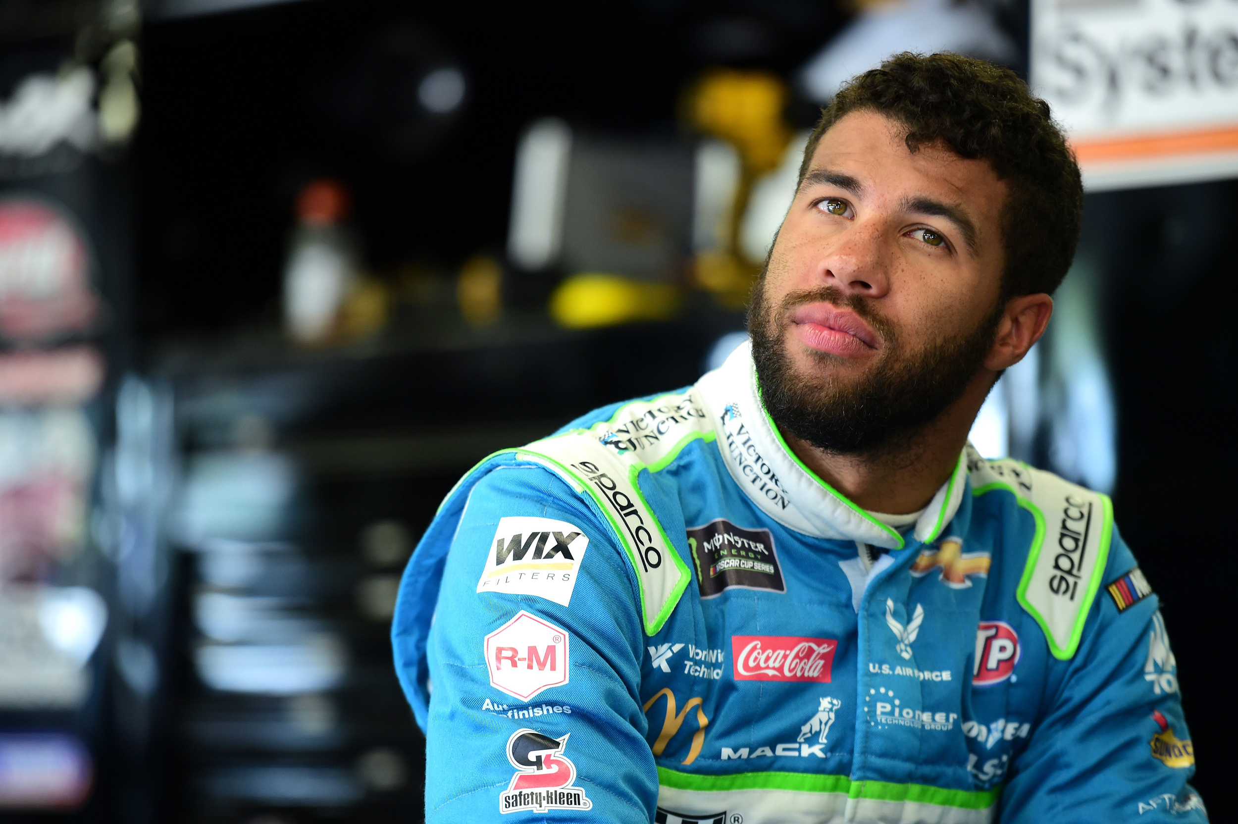 Bubba Wallace becomes first Black driver to win top NASCAR race since 1963