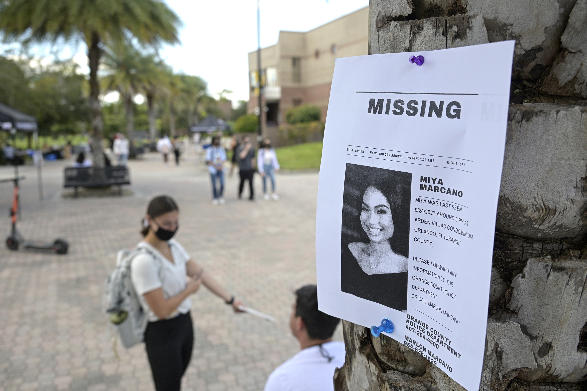 Body found near apartment complex confirmed to be Florida student Miya Marcano