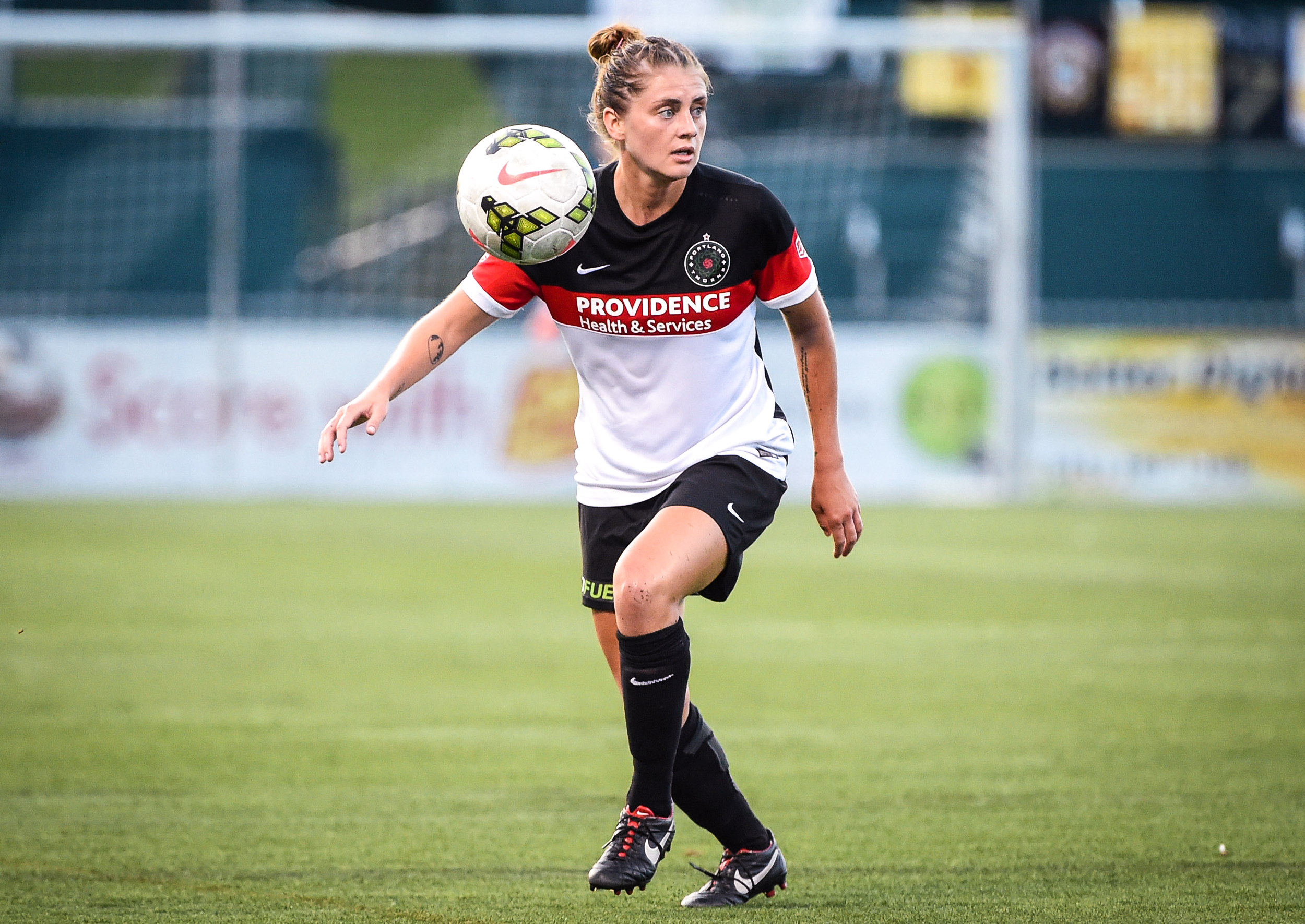 Demands for change in National Women's Soccer League have 'given my pain purpose,' player says