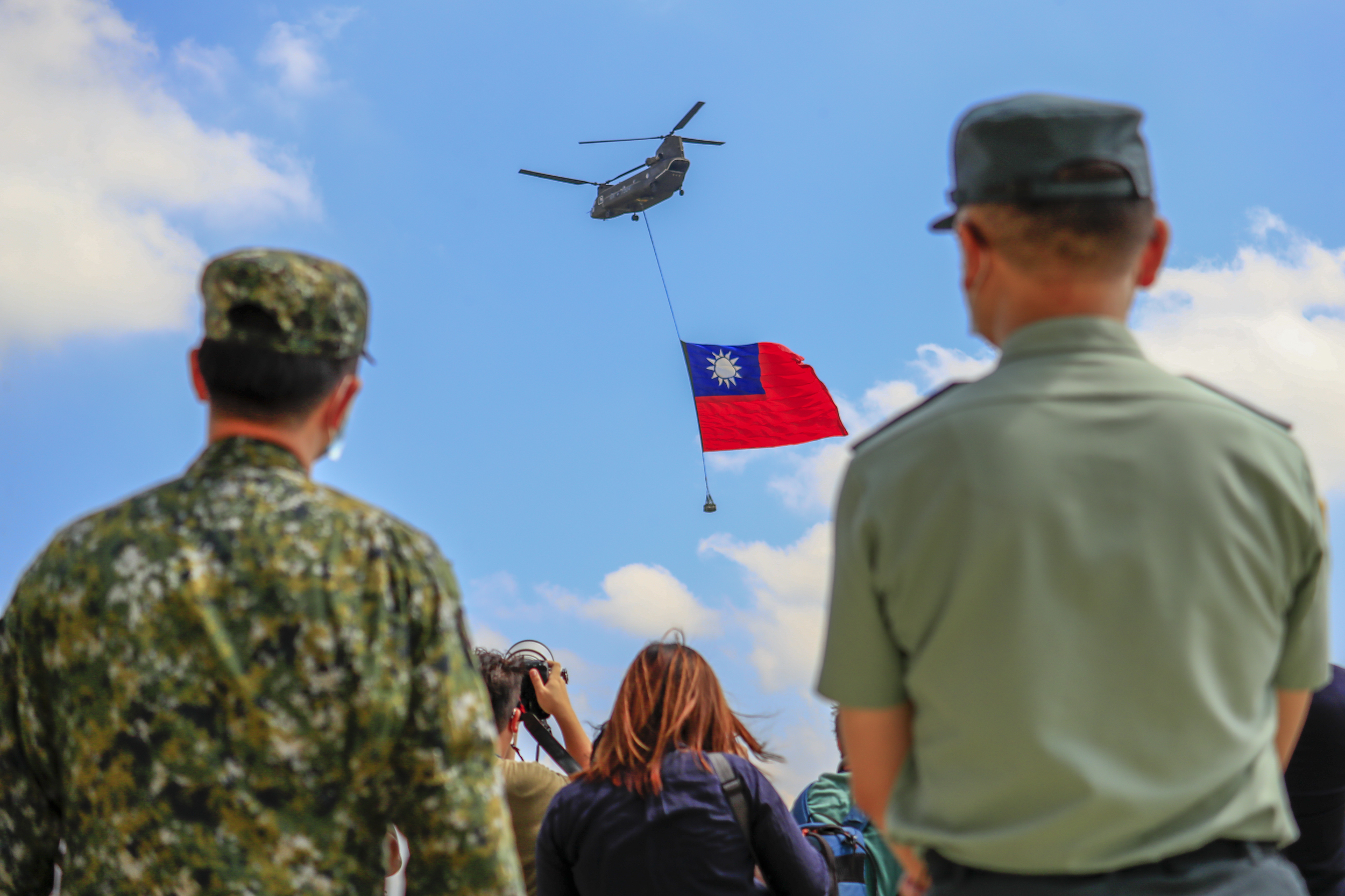 What people are missing about China's incursions into the Taiwan Strait
