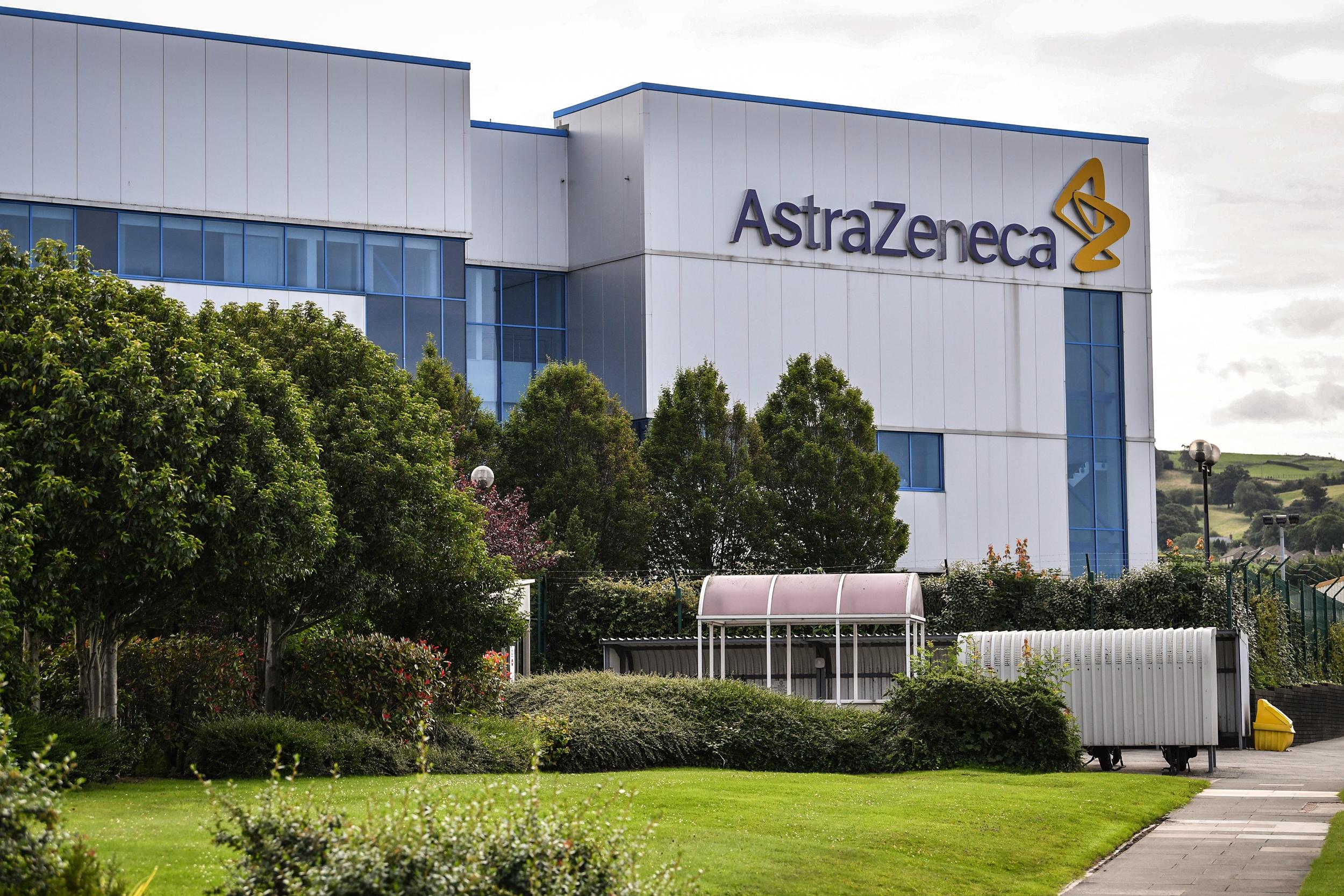 AstraZeneca asks FDA to authorize Covid antibody treatment to prevent illness