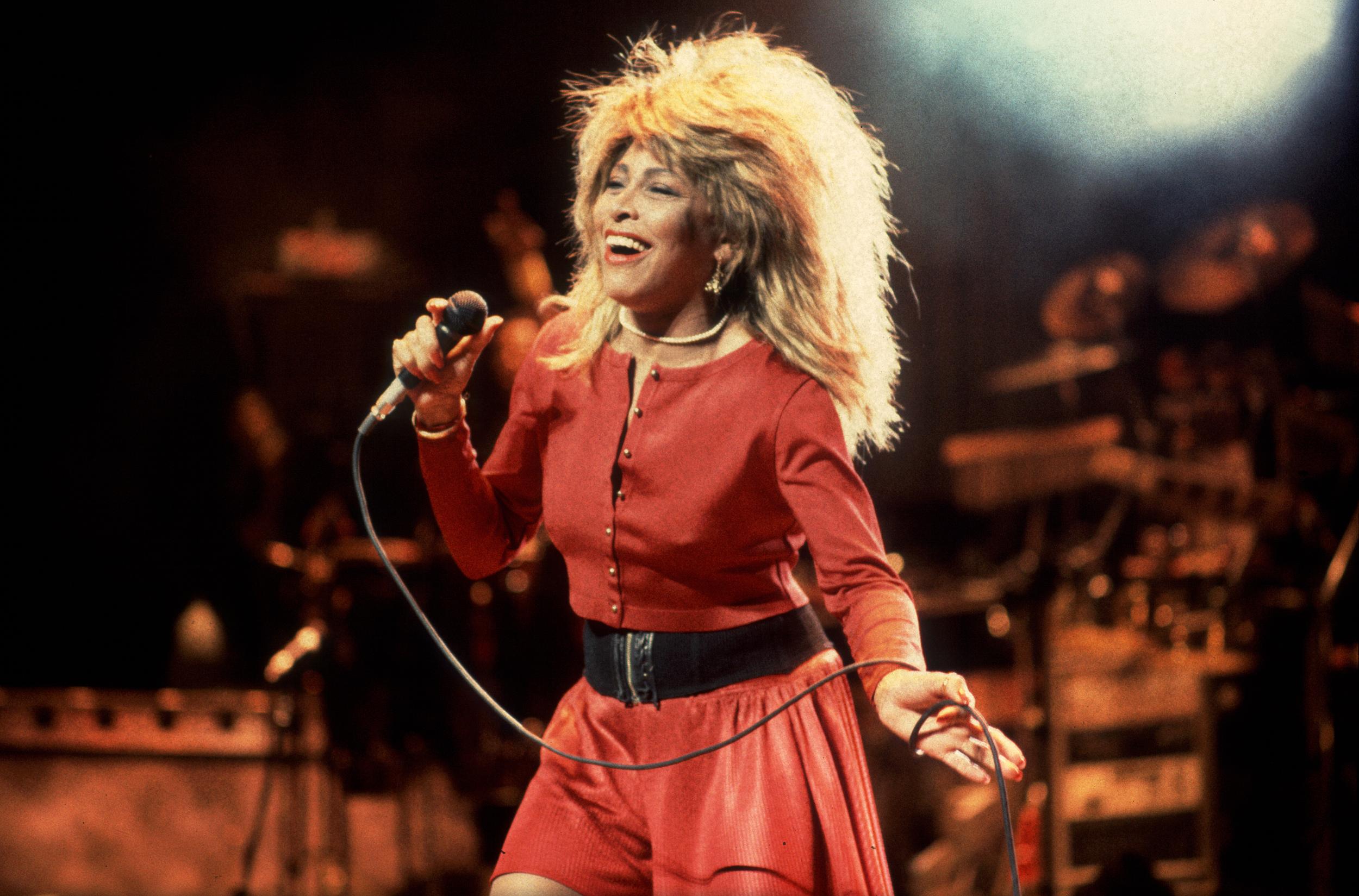 Tina Turner sells music catalog spanning 60 years to BMG