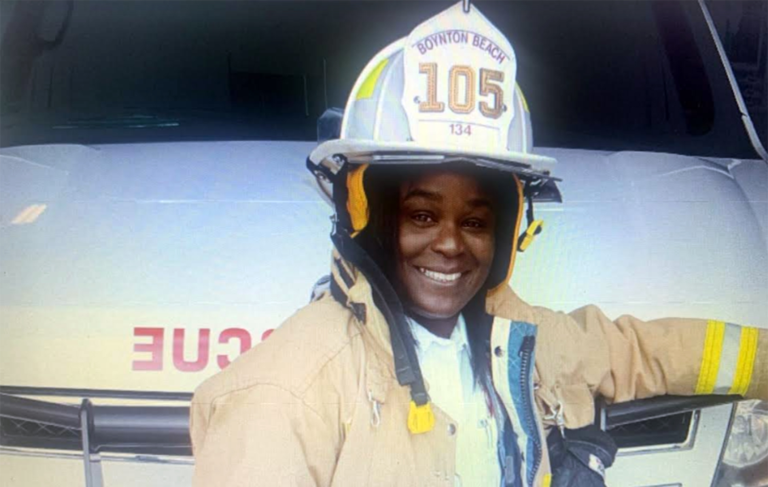 Black-former-firefighter-sues-Florida-city-after-mural-depicted-her-with-white-face