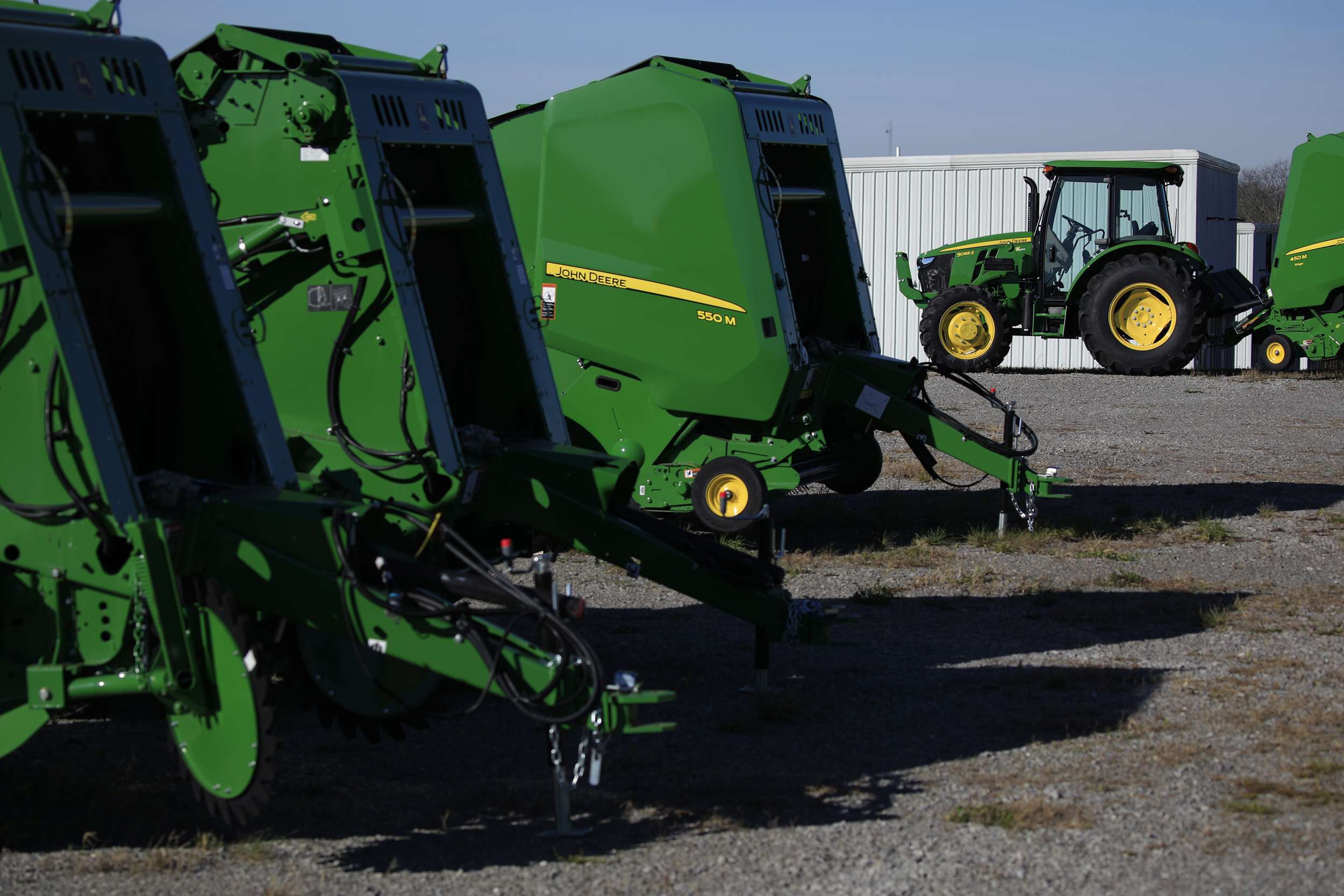 More-than-10,000-Deere-&-Co.-workers-on-strike-after-failed-deal-with-union